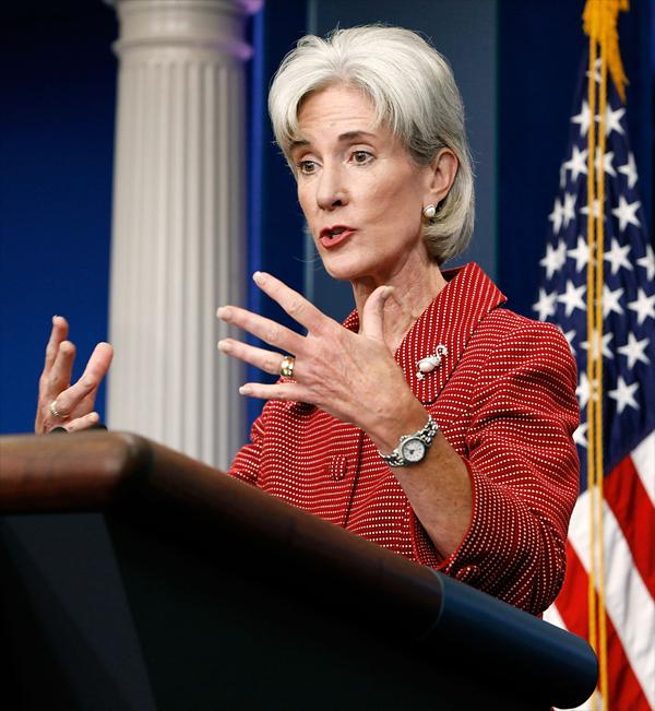 The GOP Wants Sebelius Fired Over Glitch-filled Launch of Healthcare.gov