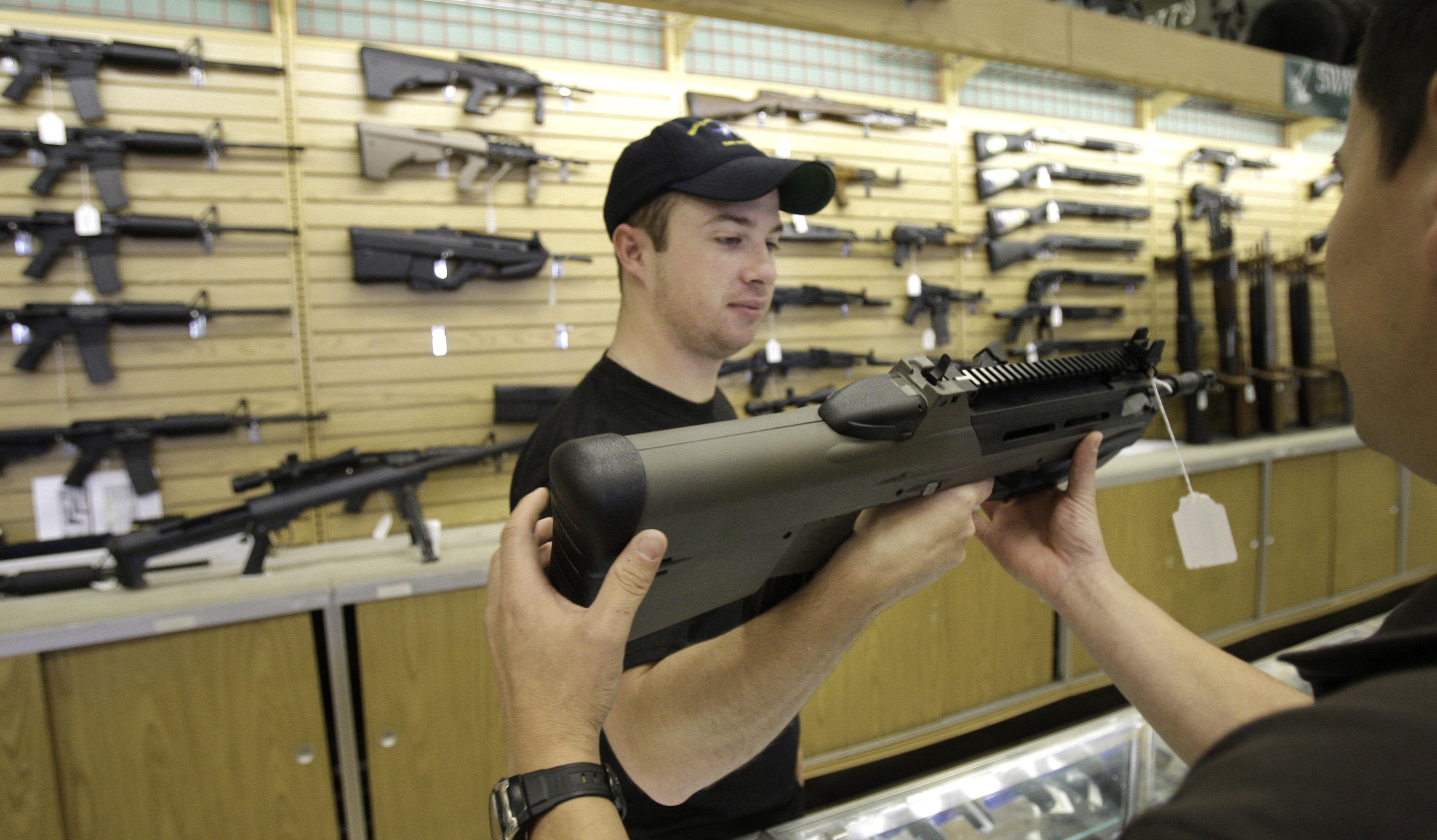 gun laws in america essay