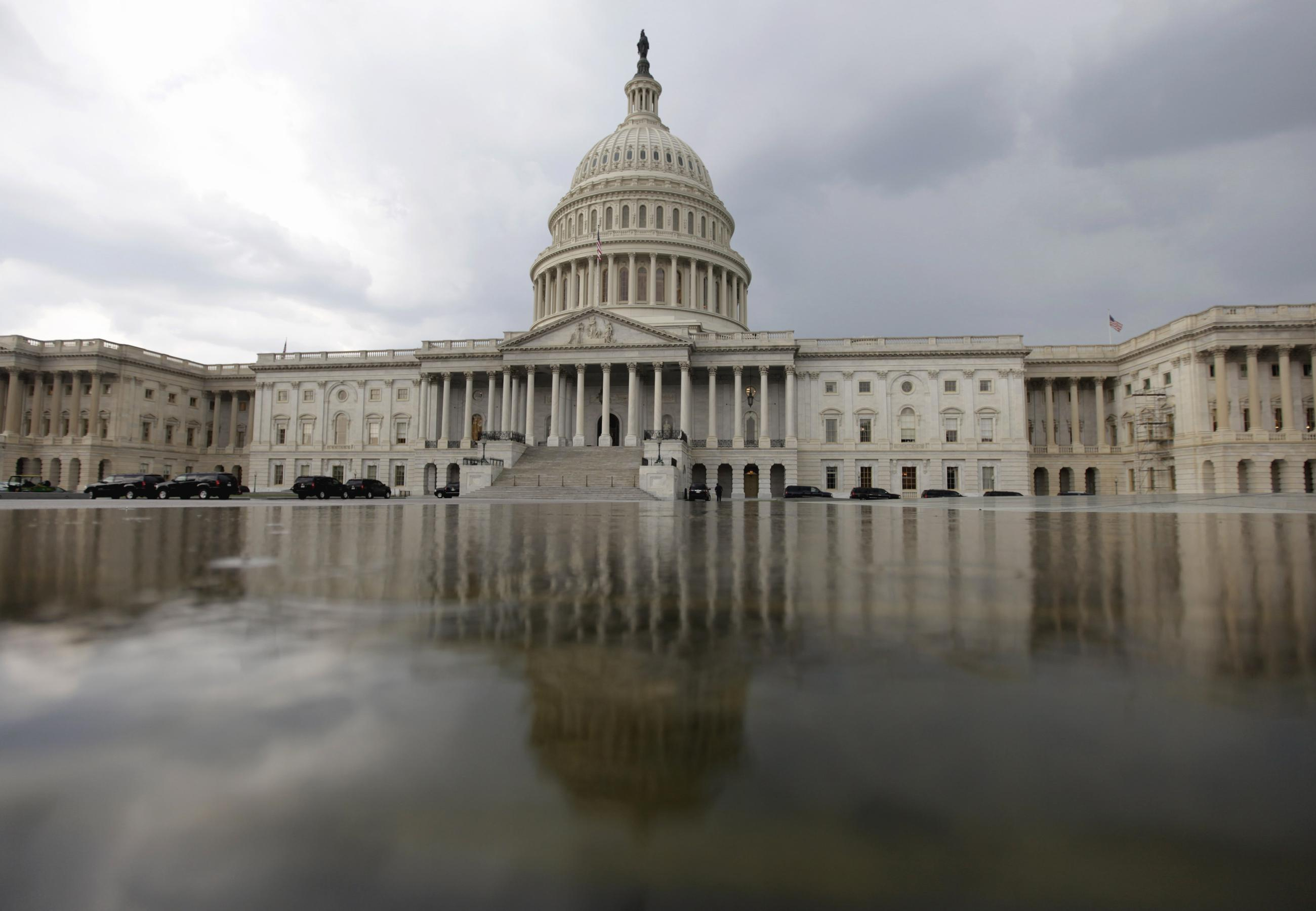 Navy Yard Shooting Caused a Capitol Lockdown