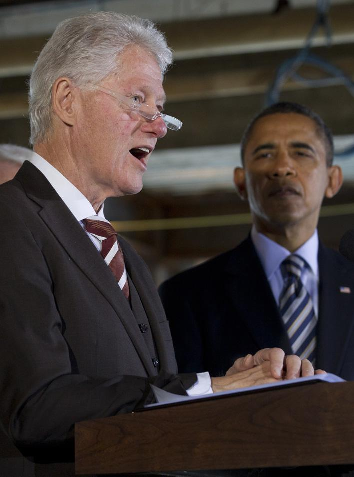 Obama, Clinton, and Carter Represent Different Generations in Racial Struggles