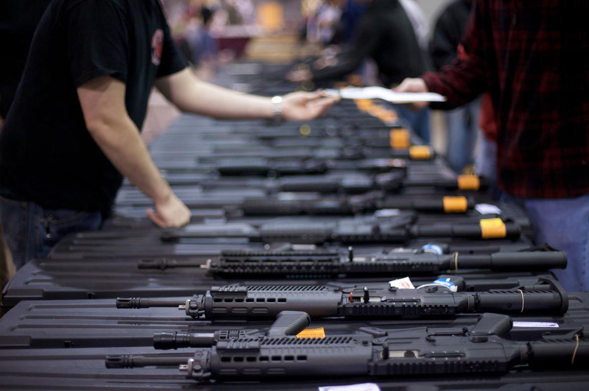 Why Gun Control Can't Eliminate Gun Violence