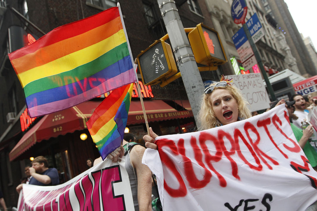 Dissecting president obama's evolution on gay marriage