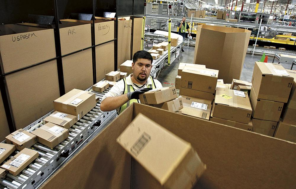Time for an Online Sales Tax?