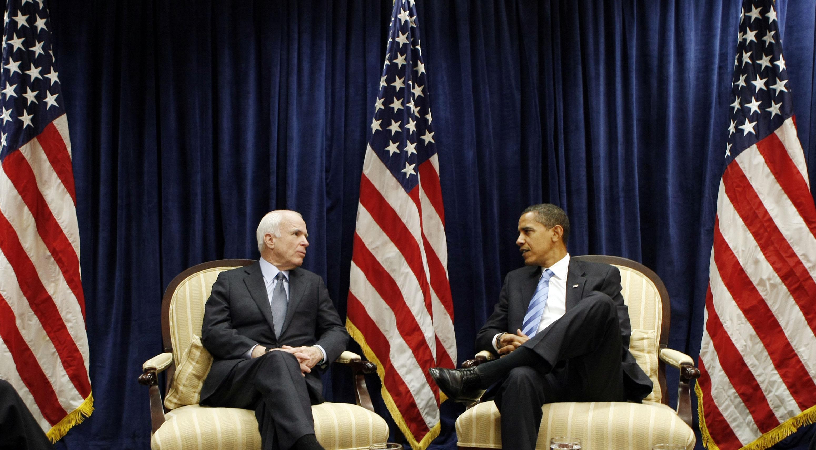 obama and mccain essay