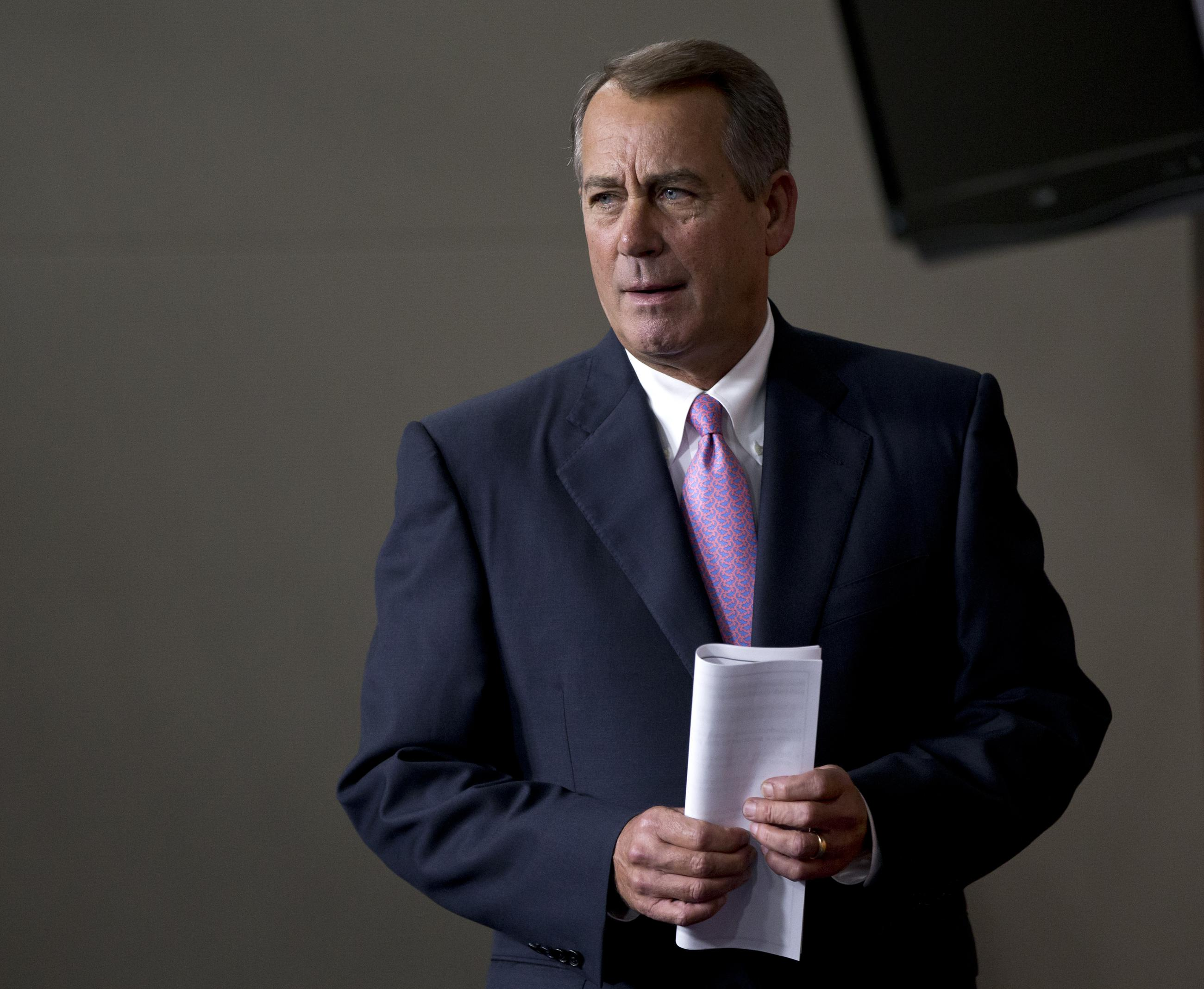 Congress Gets Assertive With the White House Over Syria