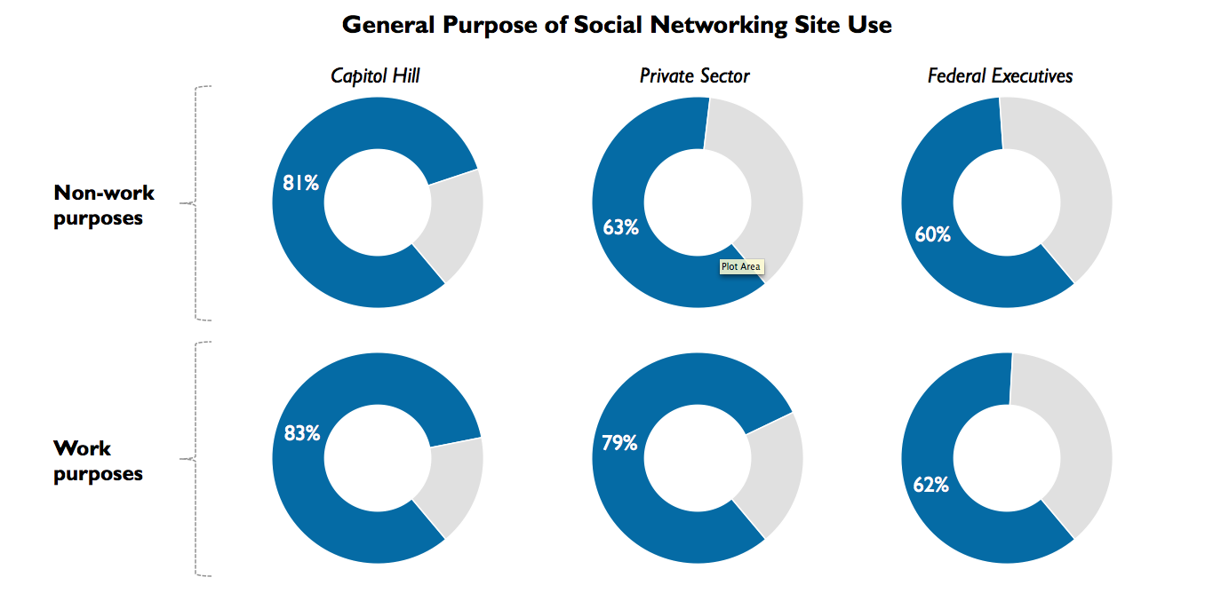 Washington Insiders Social Networking Use: Business or Pleasure?