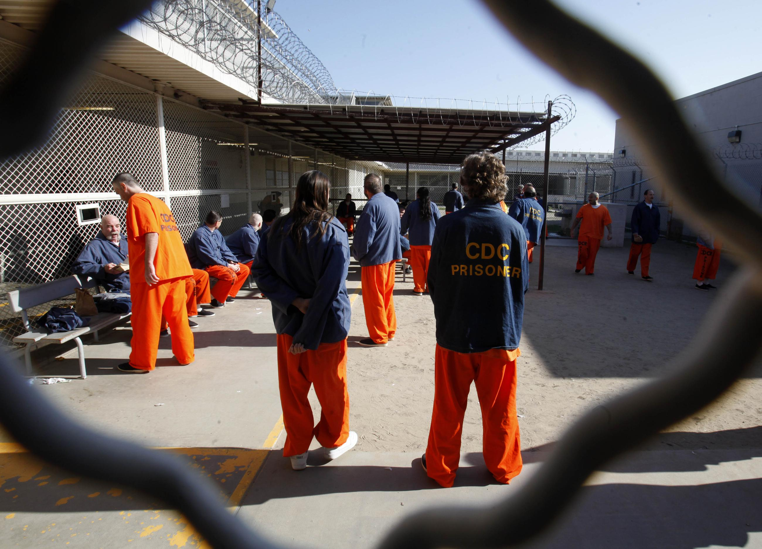 U.S. Prisons Are a Mess. Congress May Actually Do Something About It.