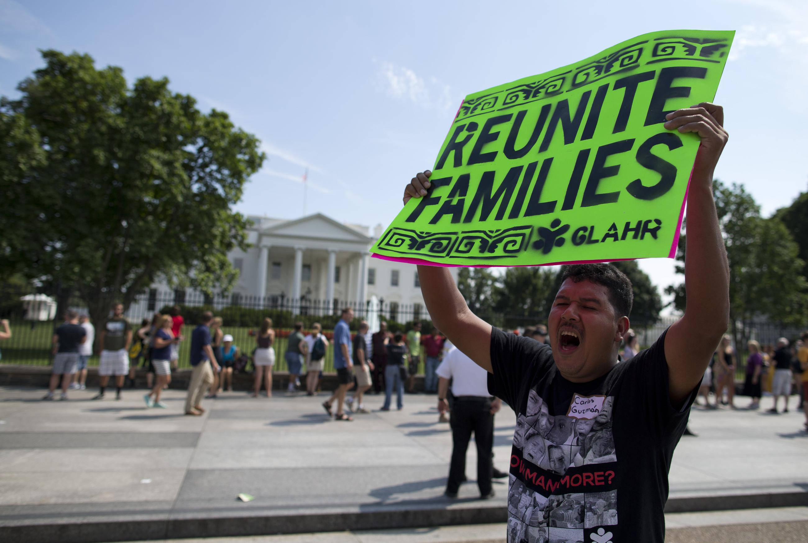 Immigration 'Plan B' Focuses on White House
