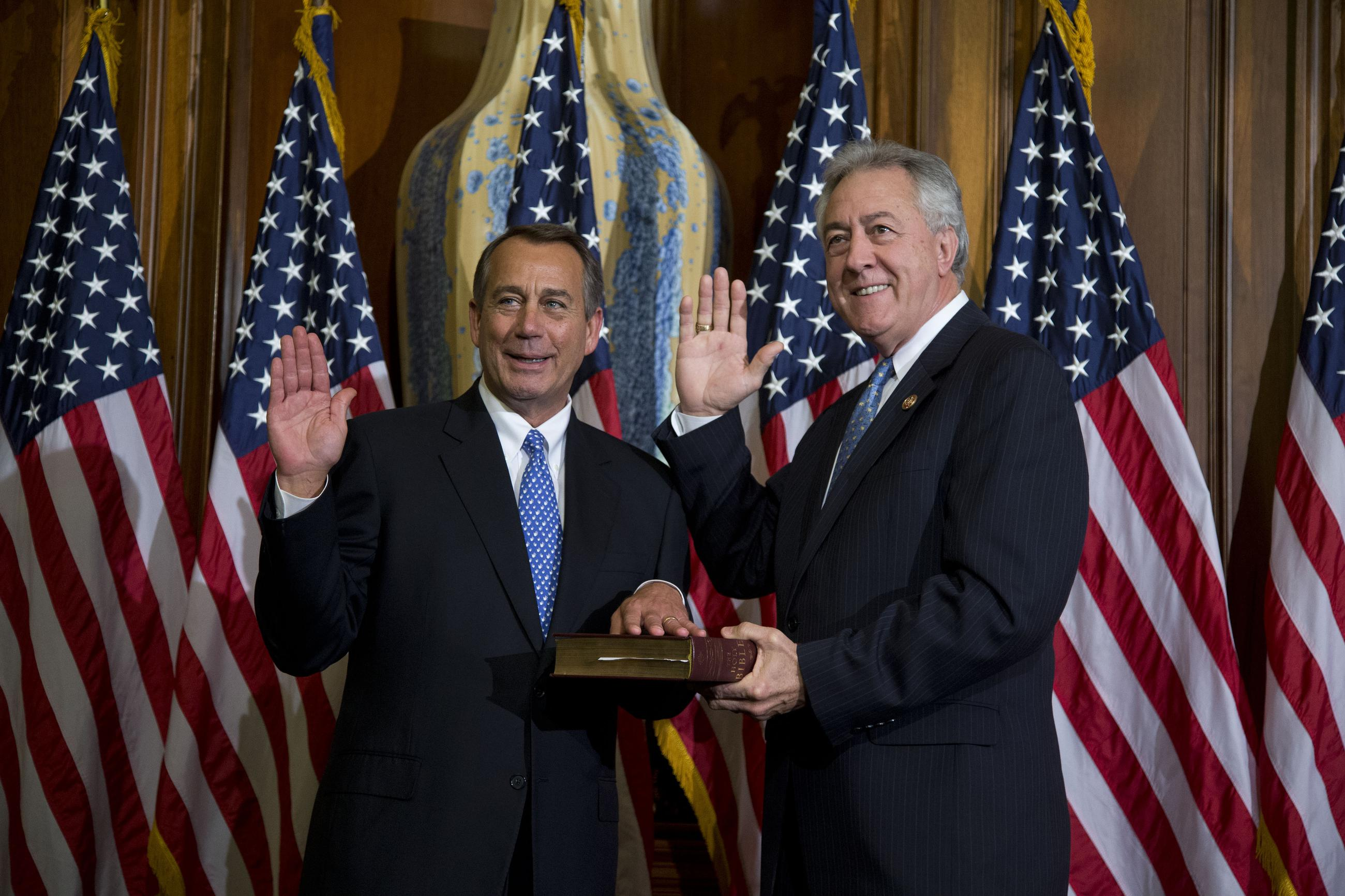 Is Congress Simply No Fun Anymore?
