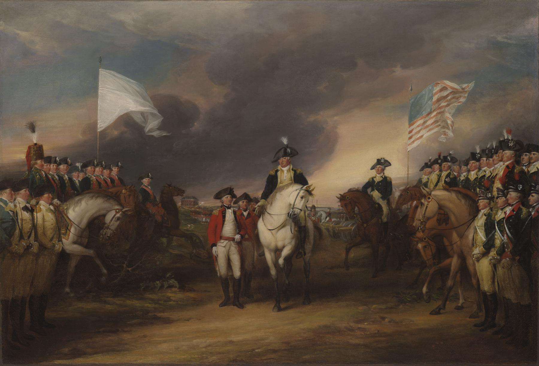 The Last Joint American-French Military Operation Was During the Revolutionary War