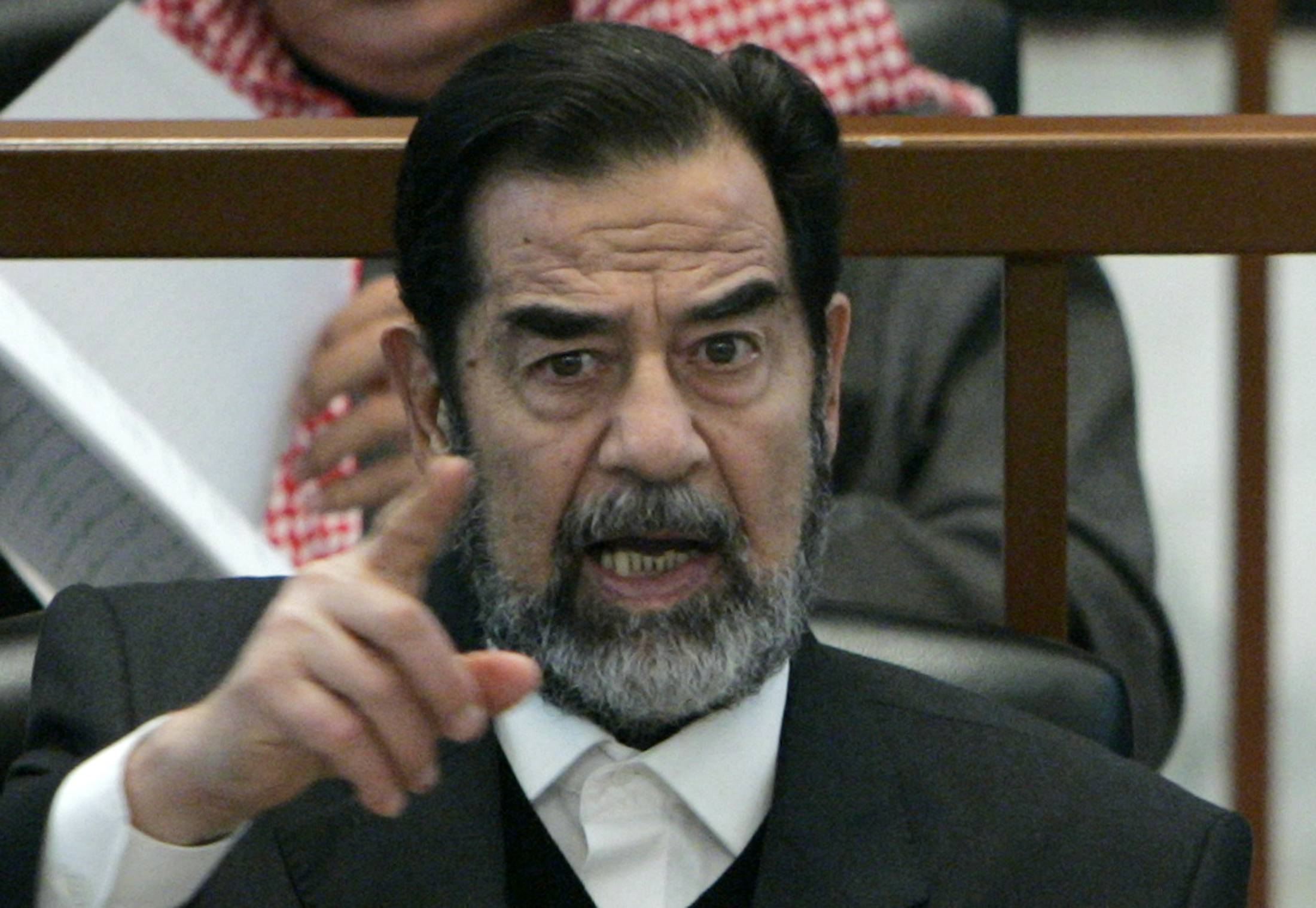 genocide in iraq in 1991 by saddam hussein