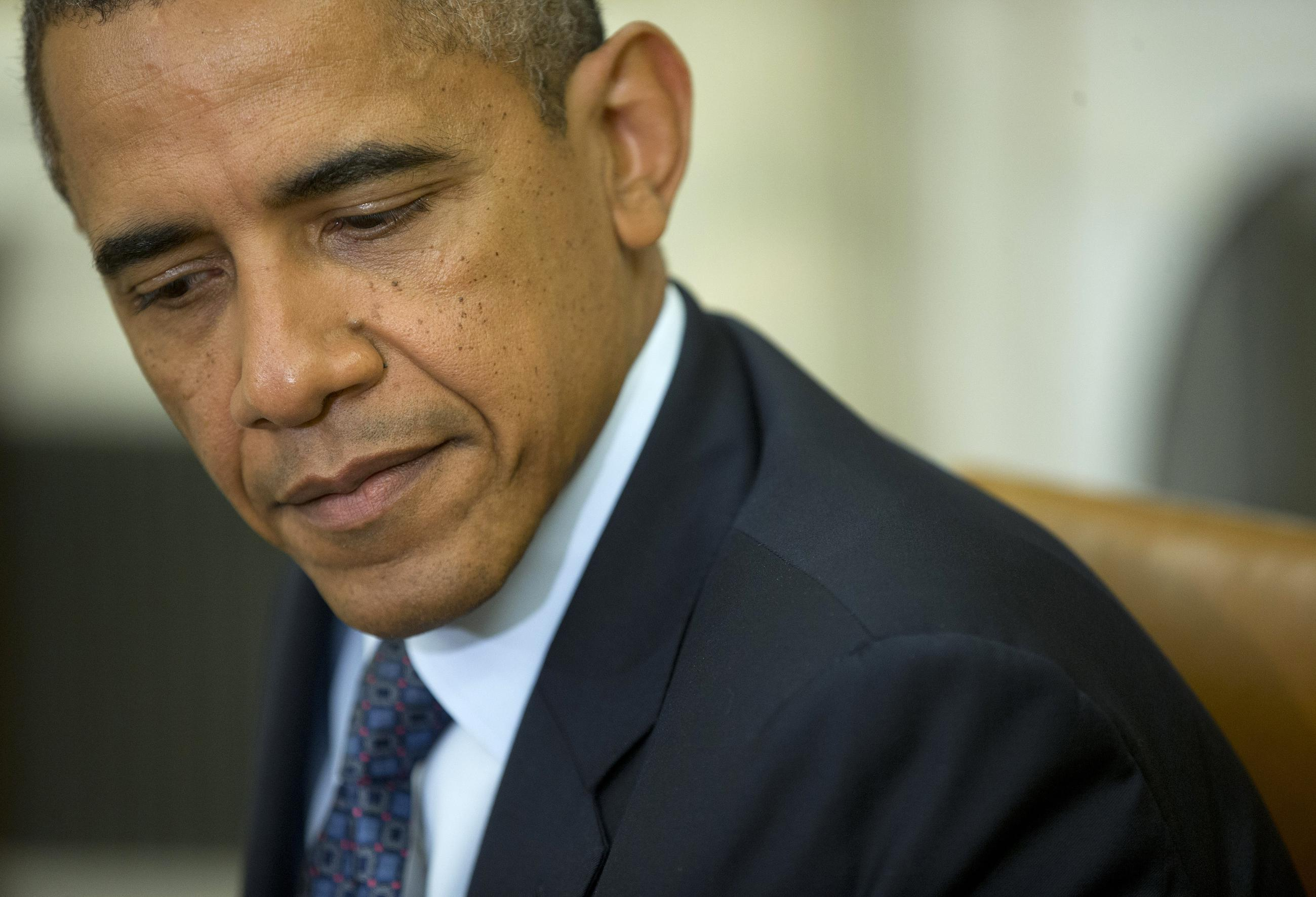 Obama on the Economy 5 Years Later: 'We're Not Near Where We Need to Be'