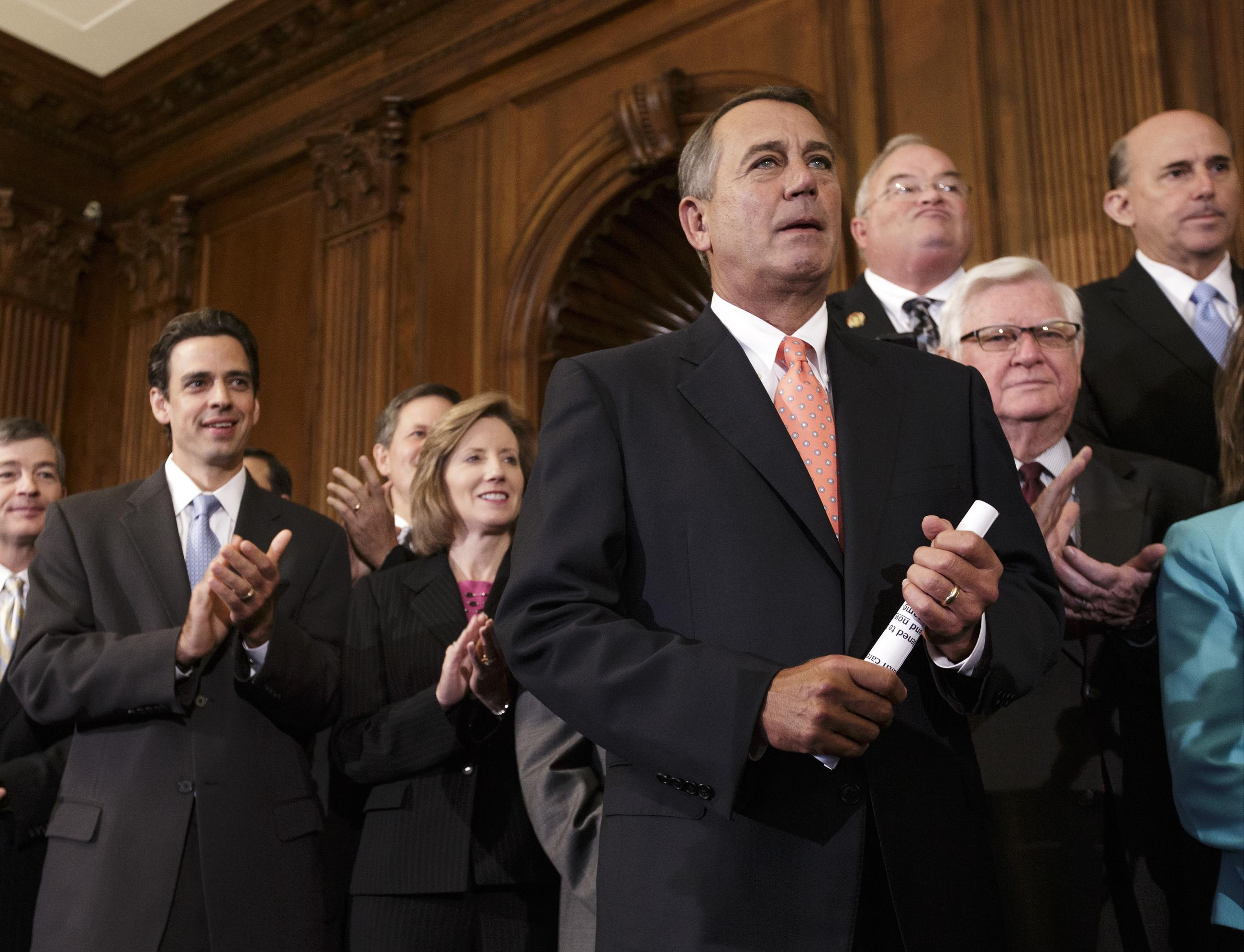 Americans Oppose House GOP's Obamacare Strategy