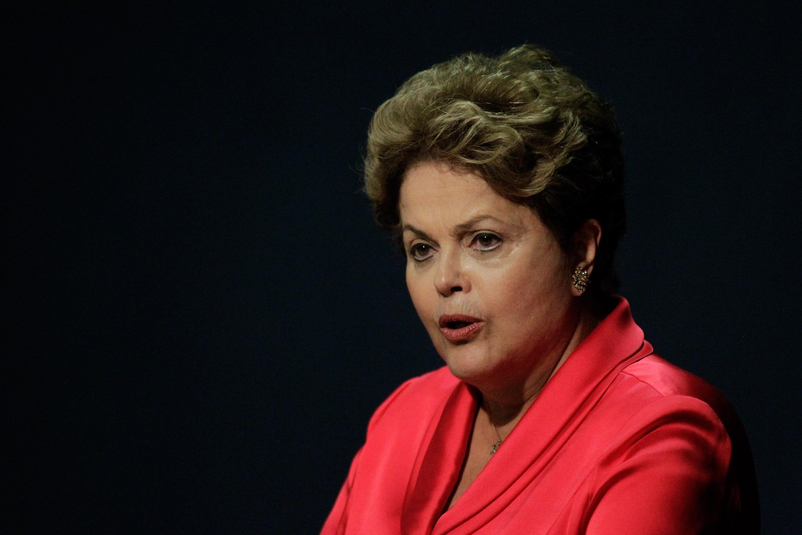 Brazil's President Accuses U.S. of Serious Human-Rights Violations