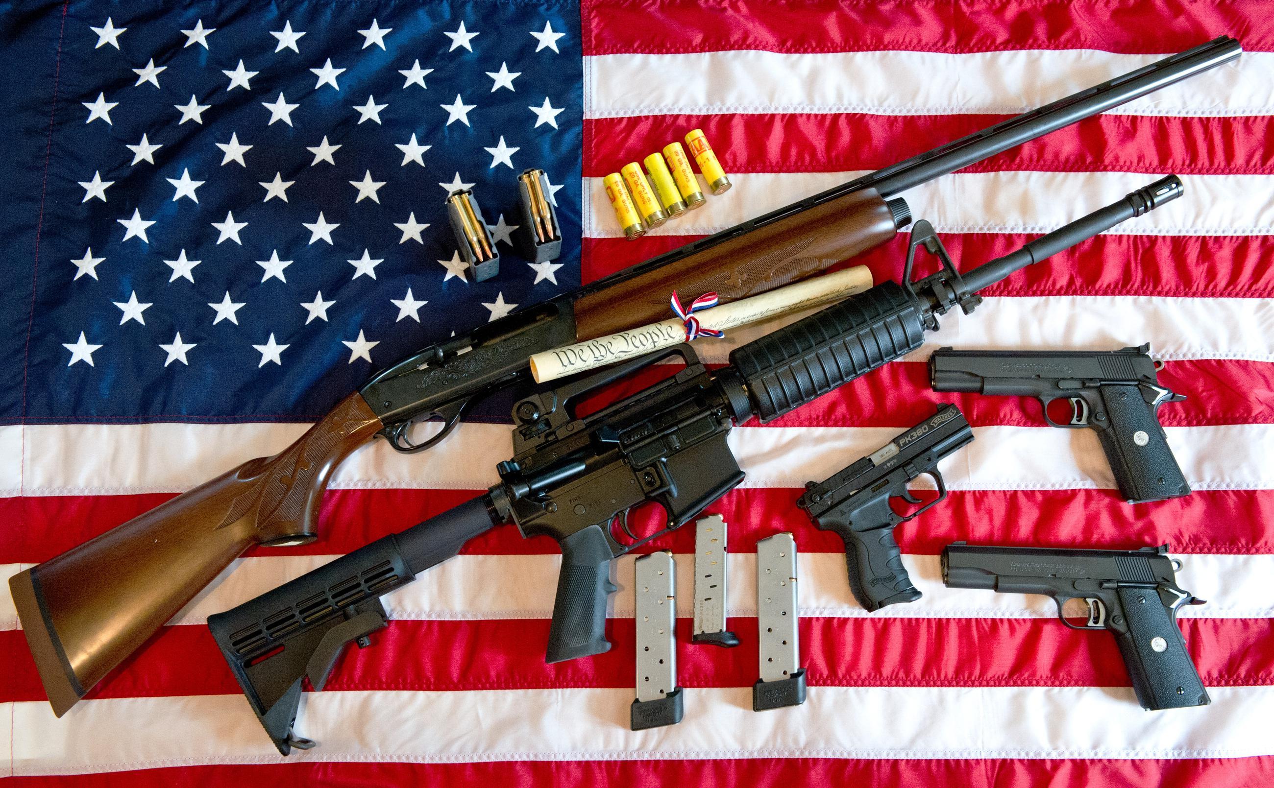Idaho Has Declared It Won't Obey New Federal Gun Laws