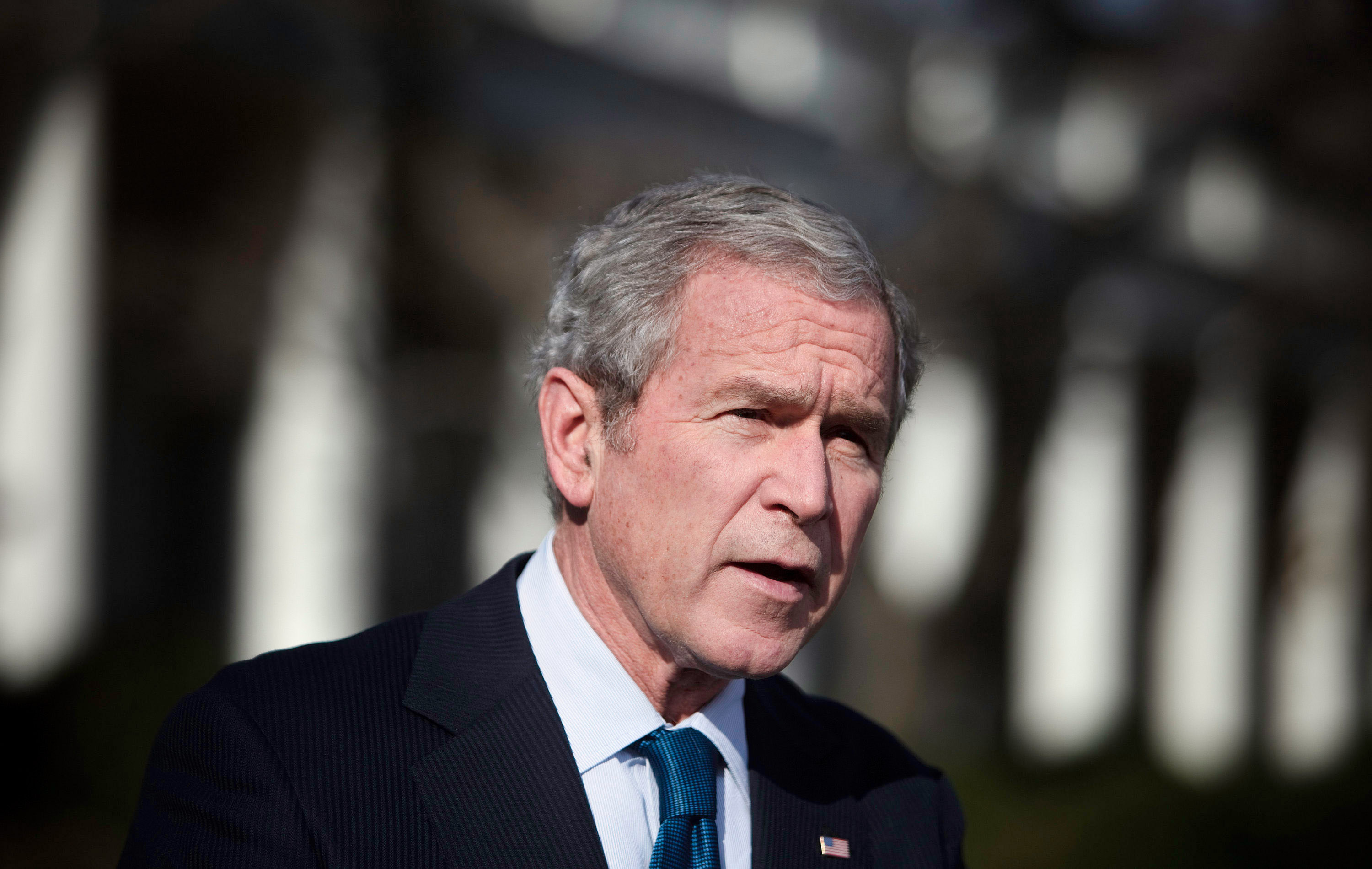 George W. Bush: He Gave Rise to the Tea Party George Bush