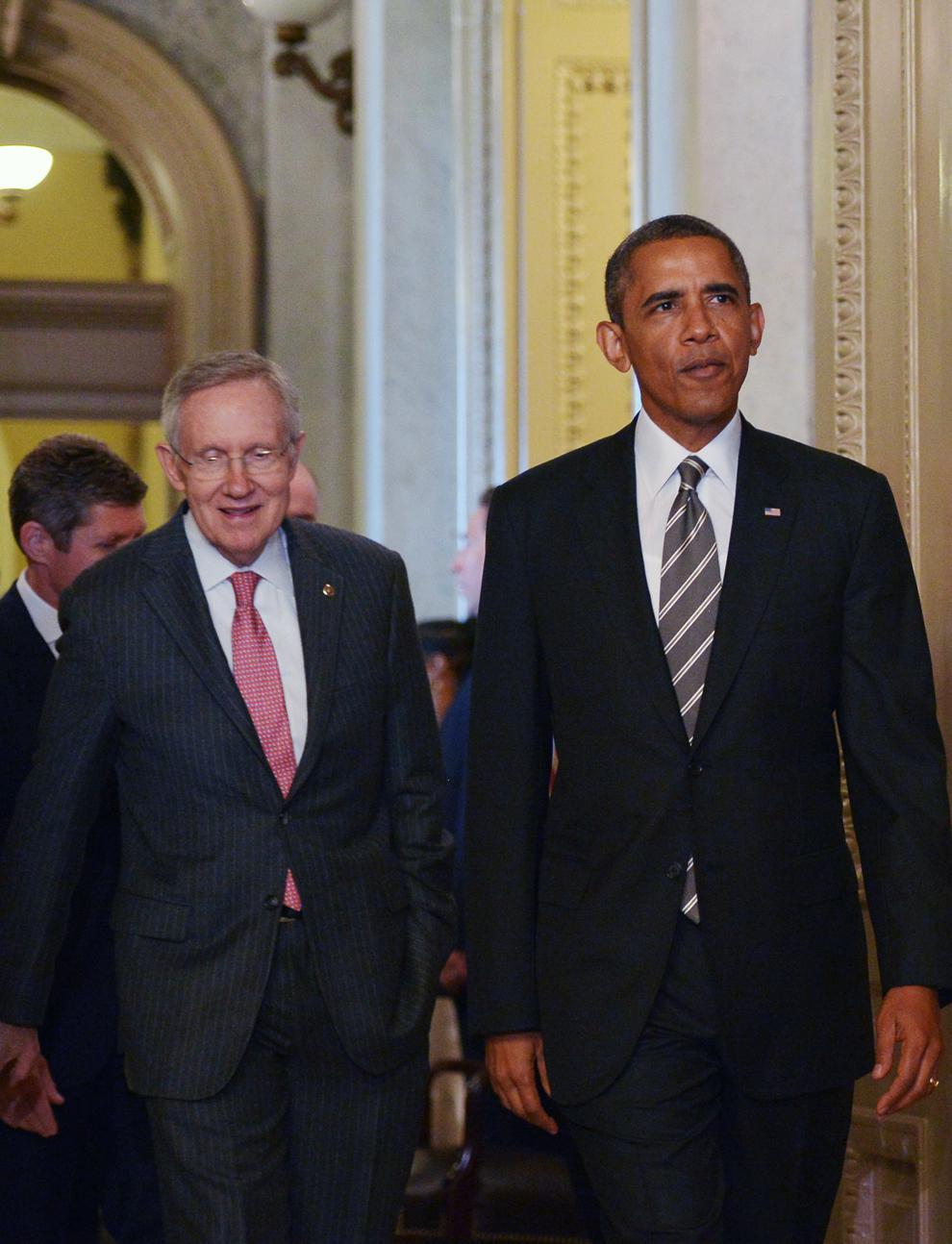 Iran Hawks Flounder Against Reid-Obama Coalition