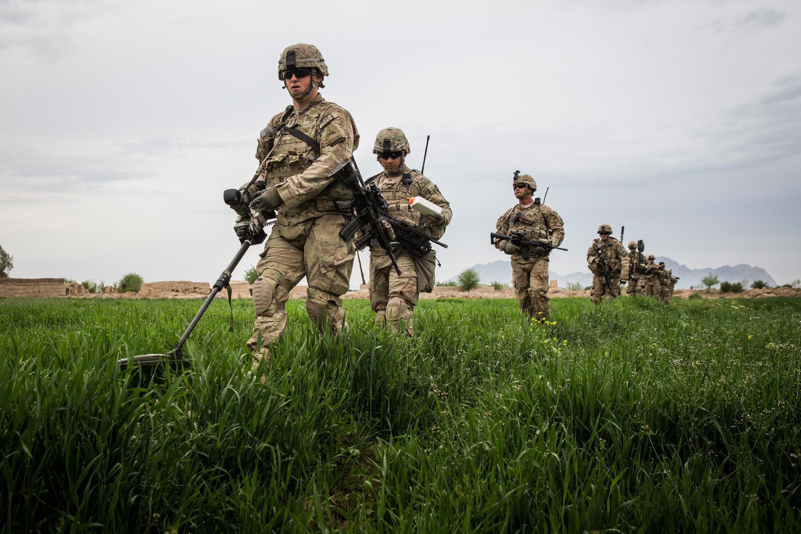 For First Time Ever, America Thinks Afghan War Was a 'Mistake'