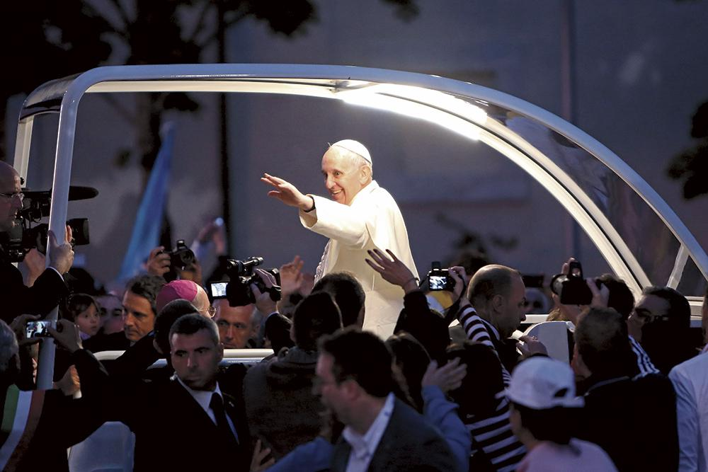 The Pope's New Posture: At Odds With American Conservatives