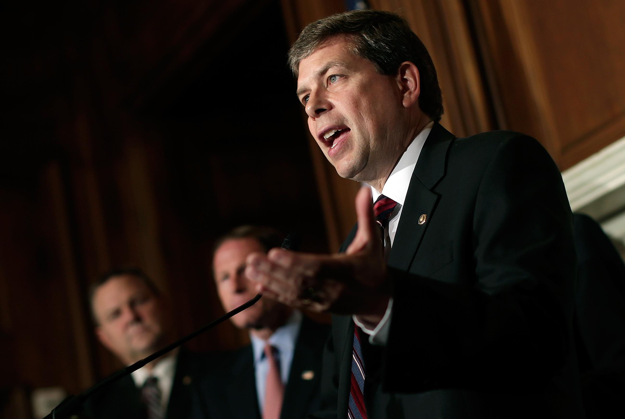 Begich: Ted Cruz Never Asked for My Vote
