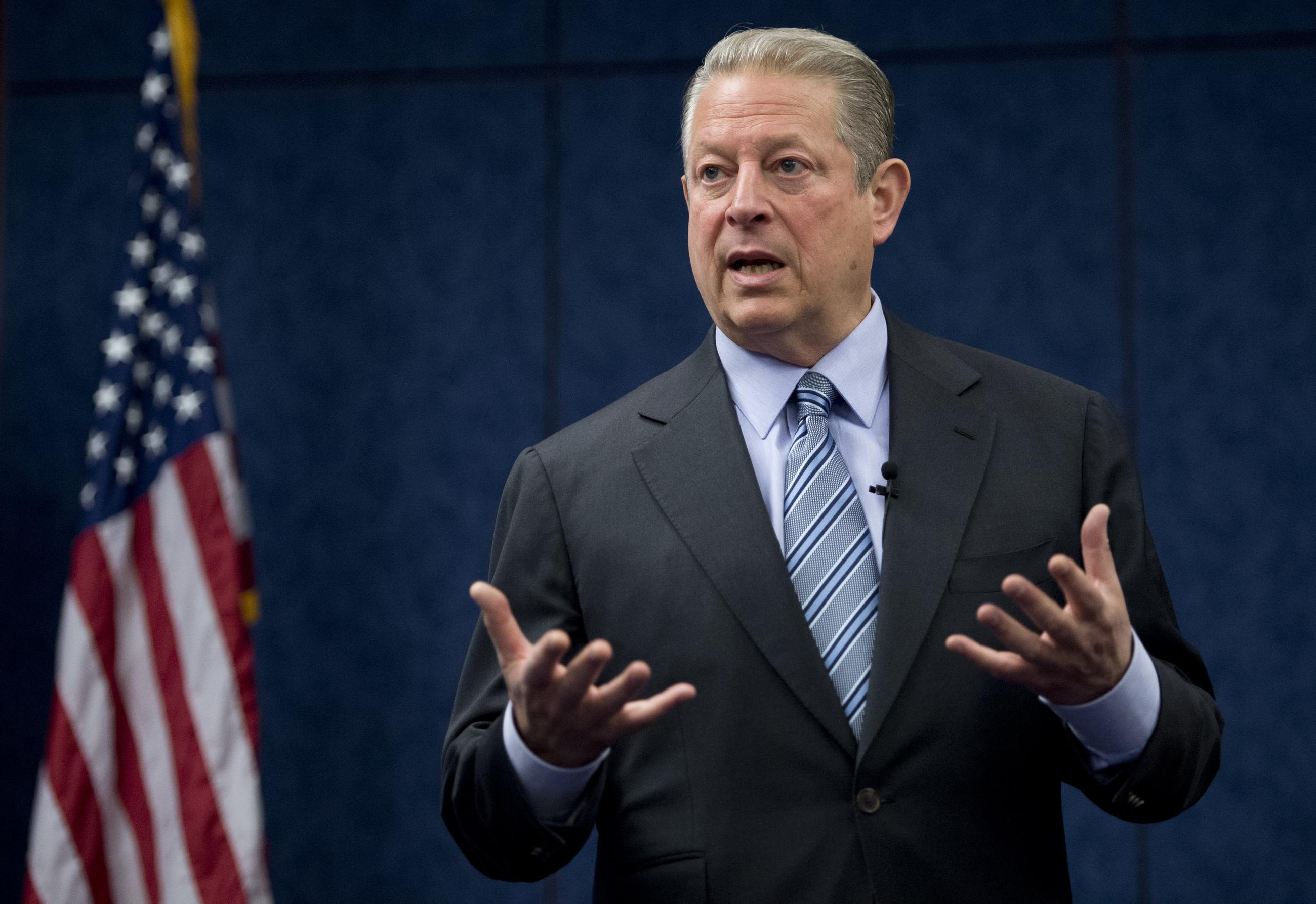 """Al Gore: Geoengineering to Counter Warming Is """"˜Utterly Mad'"""