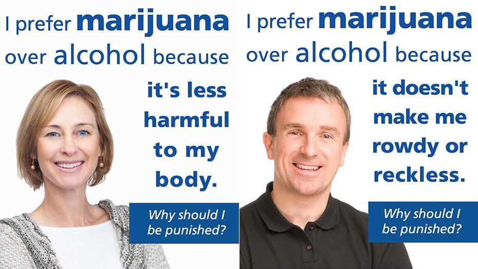 Alcohol Is Really Pissed Off at Marijuana Right Now