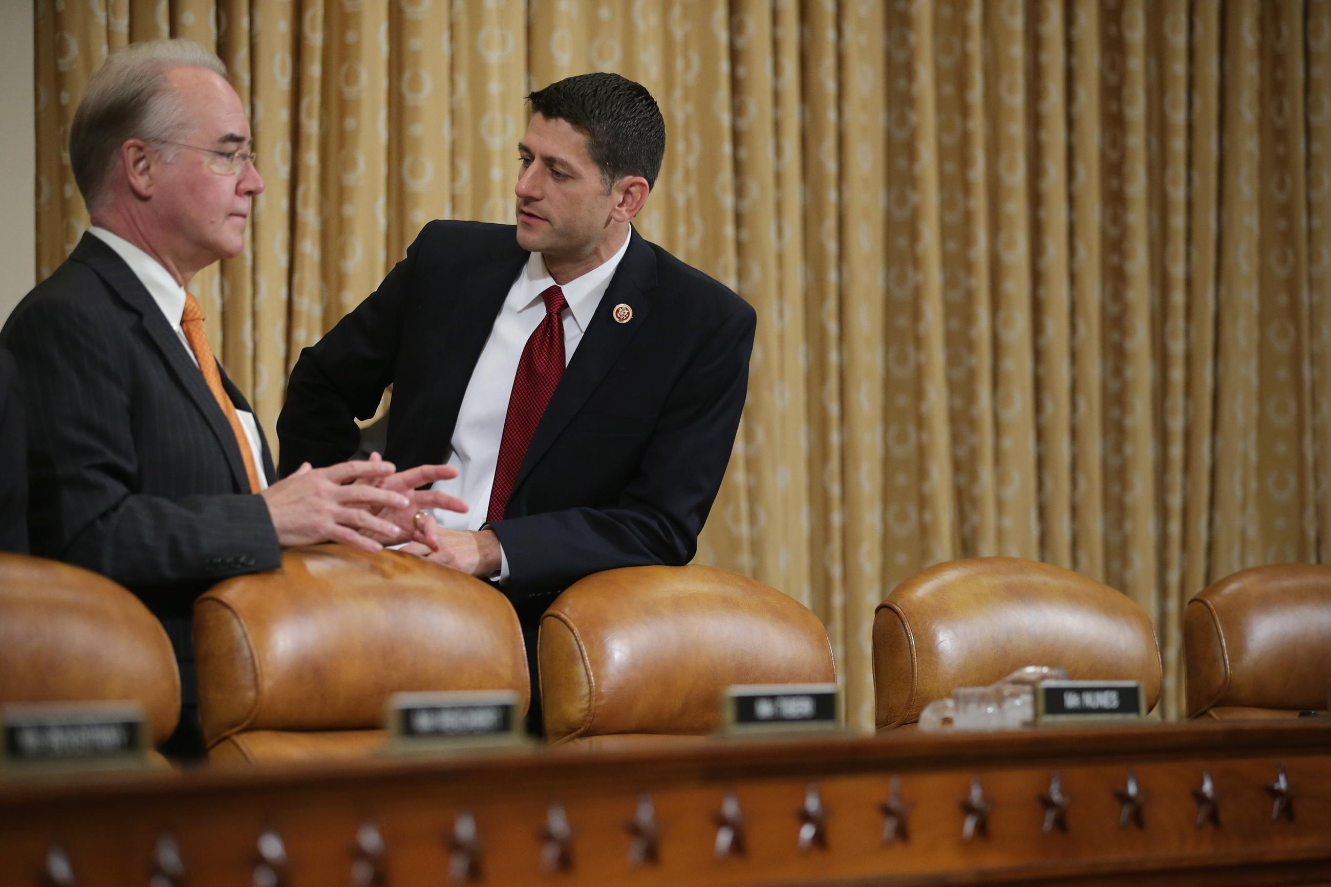 Republicans Push Plan to Renege on Medicaid Promise