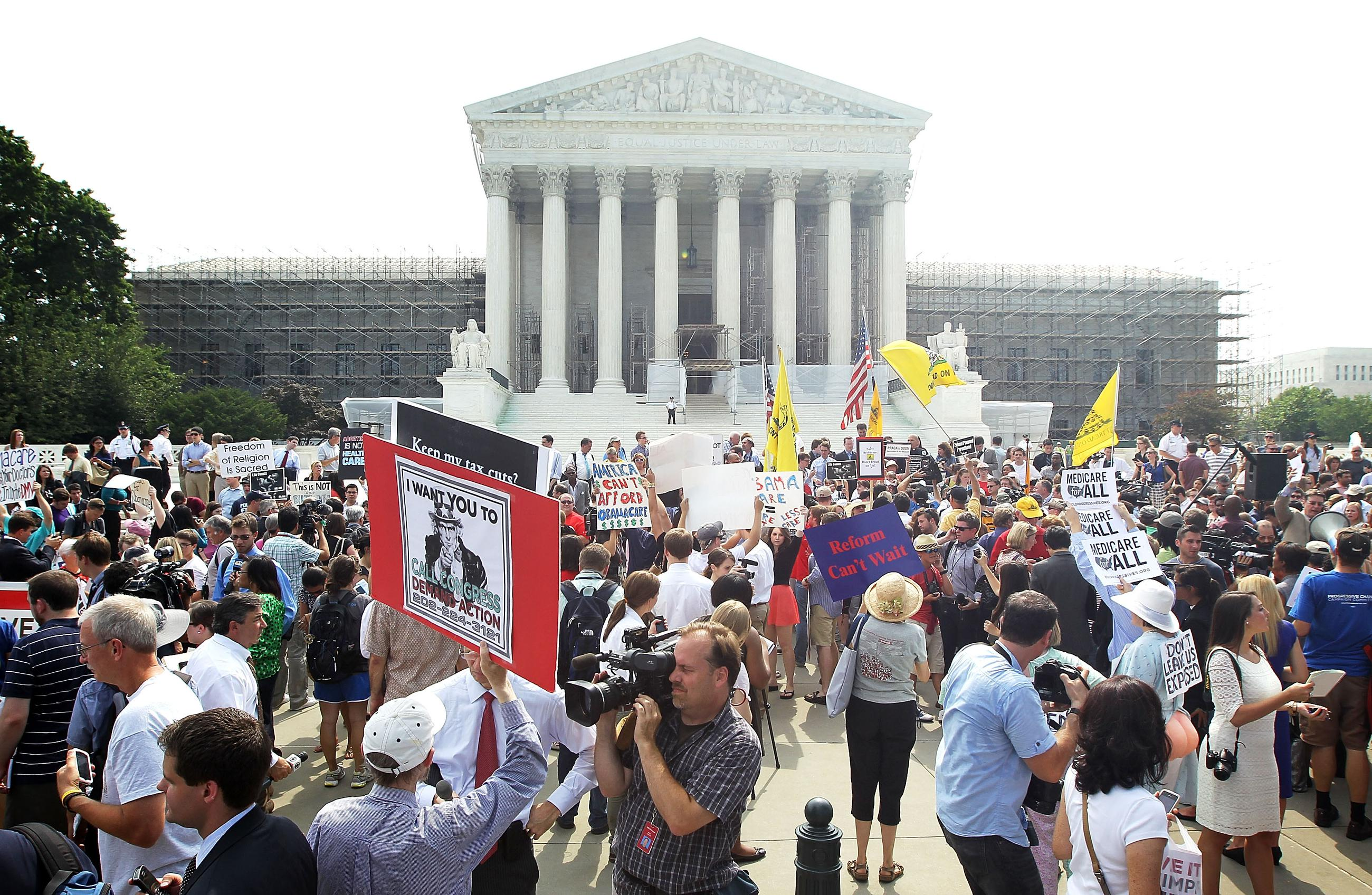 Supreme Court Rejects Employer-Mandate Challenge