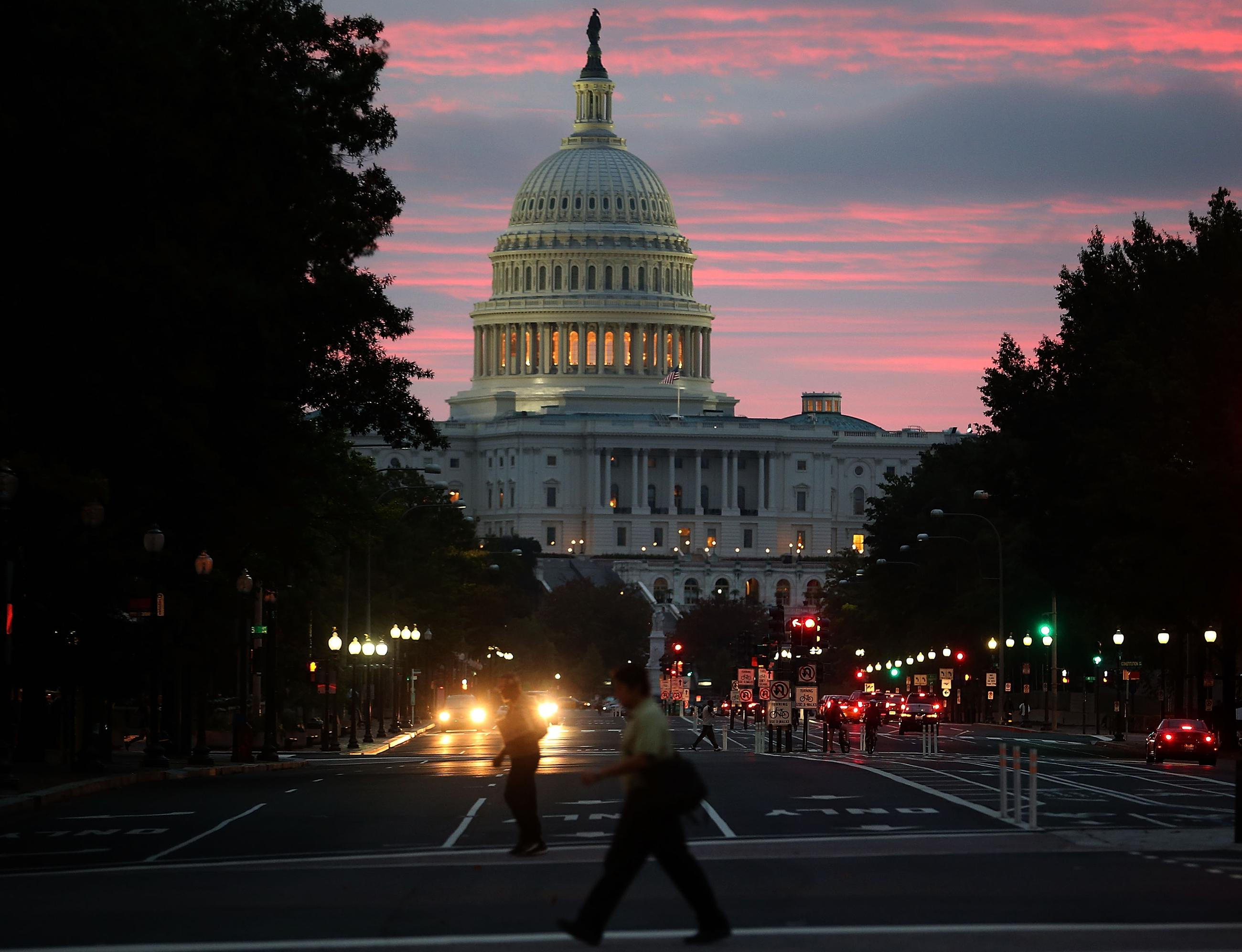 Somehow, Americans Think Congress Can Do Something in 2014