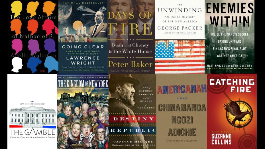 The Best Political Books We Read in 2013