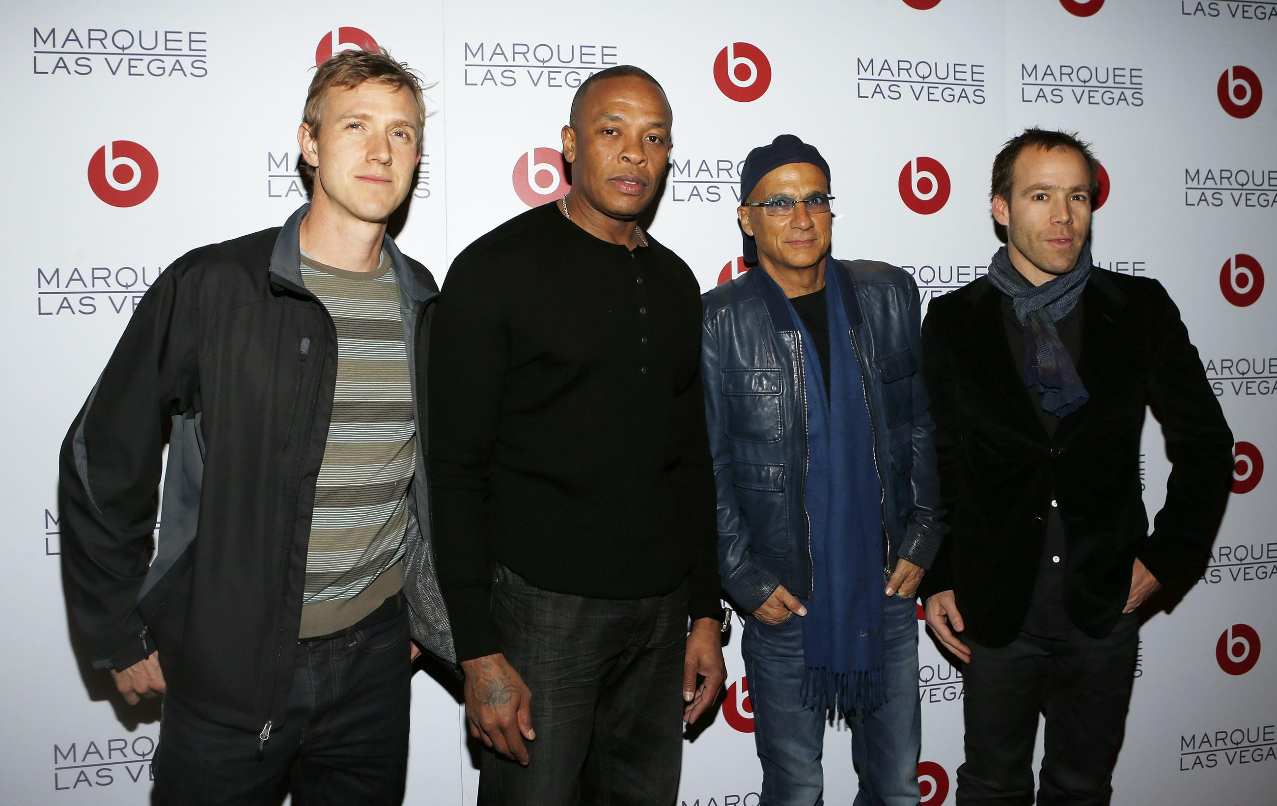 Dr. Dre Has a Plan to Remake the Music Industry