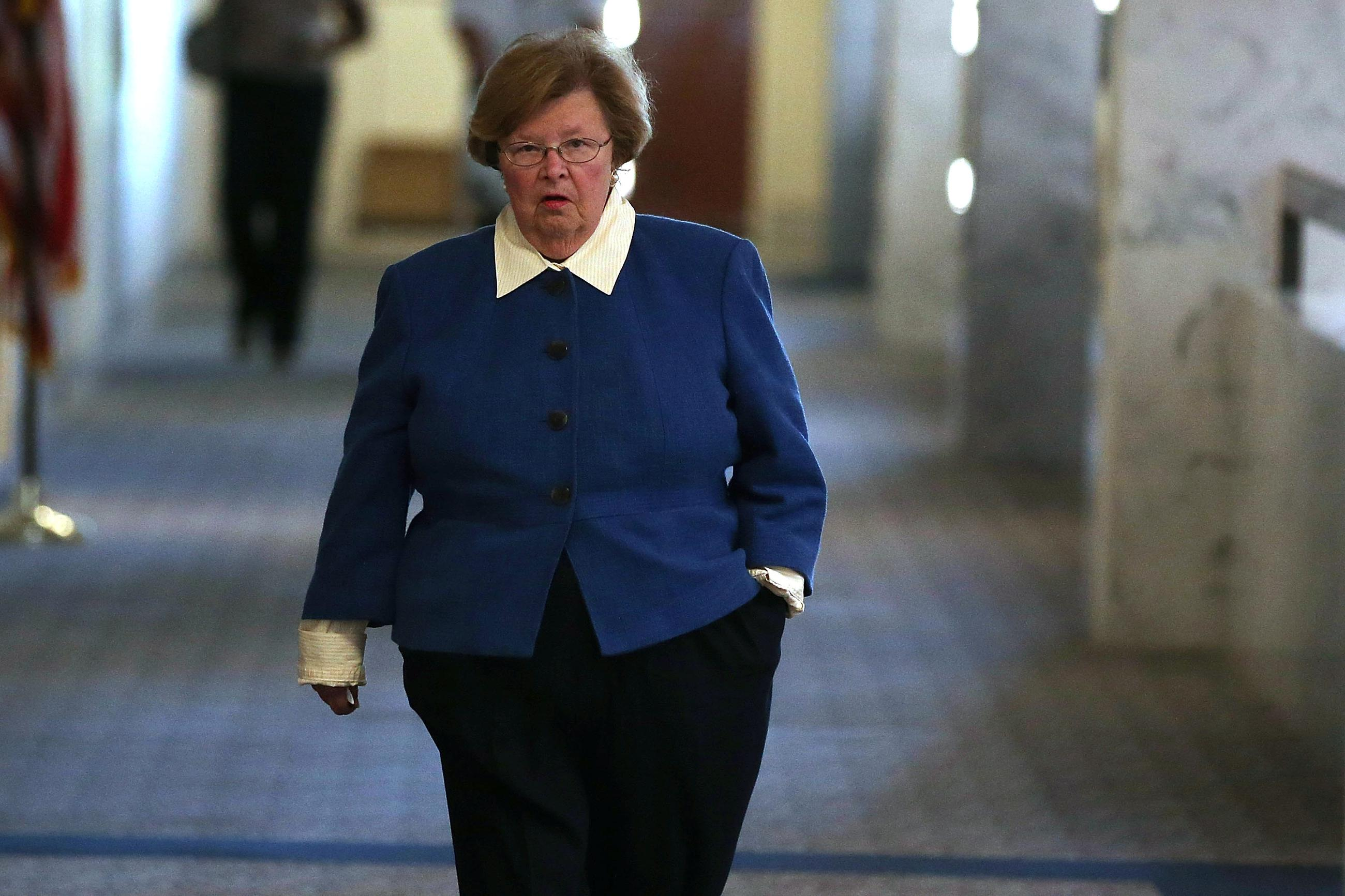 Democrats Expect Free-for-All in Maryland to Replace Mikulski