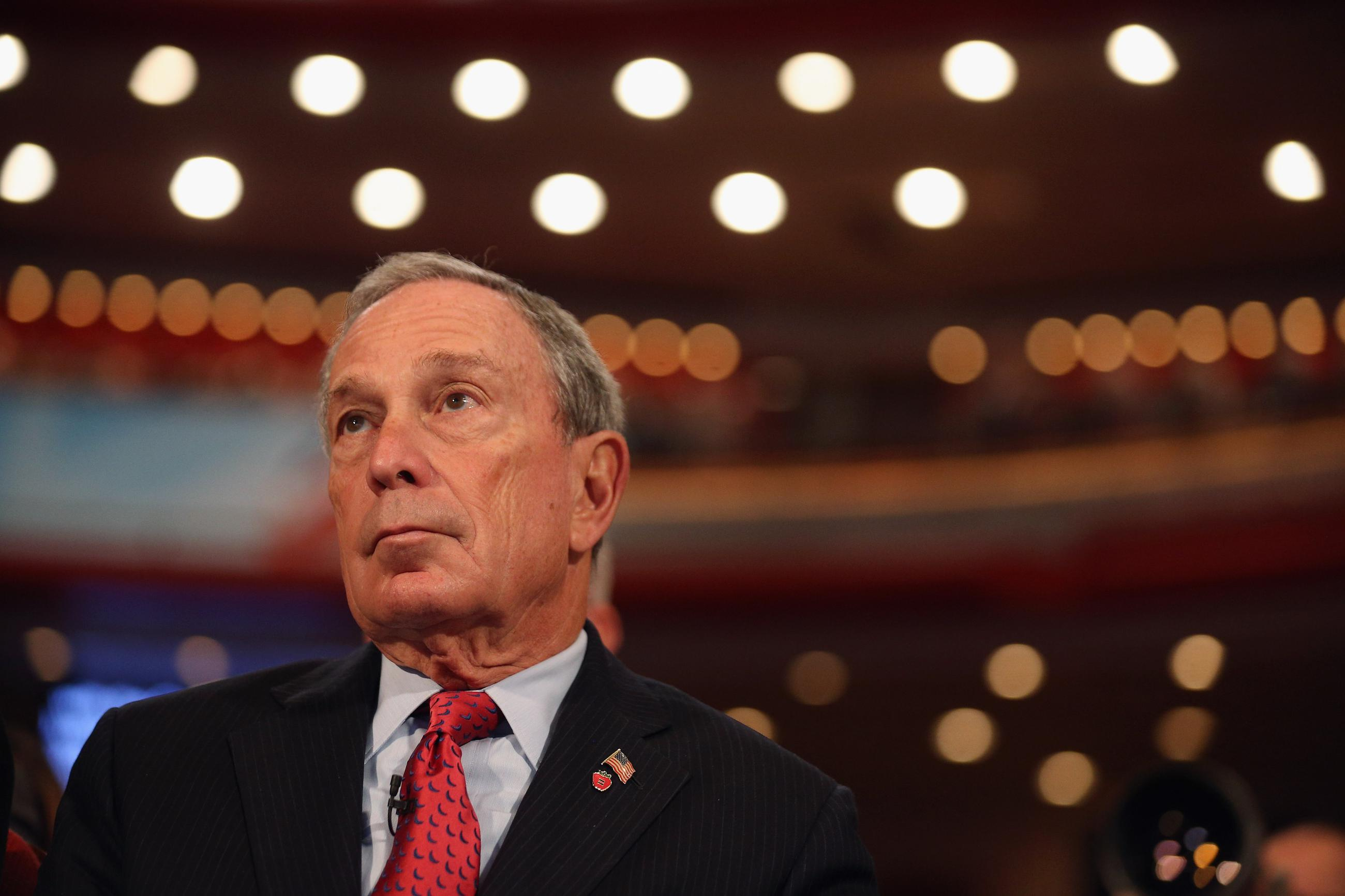 Former Mayor Michael Bloomberg to Become U.N. Climate Envoy