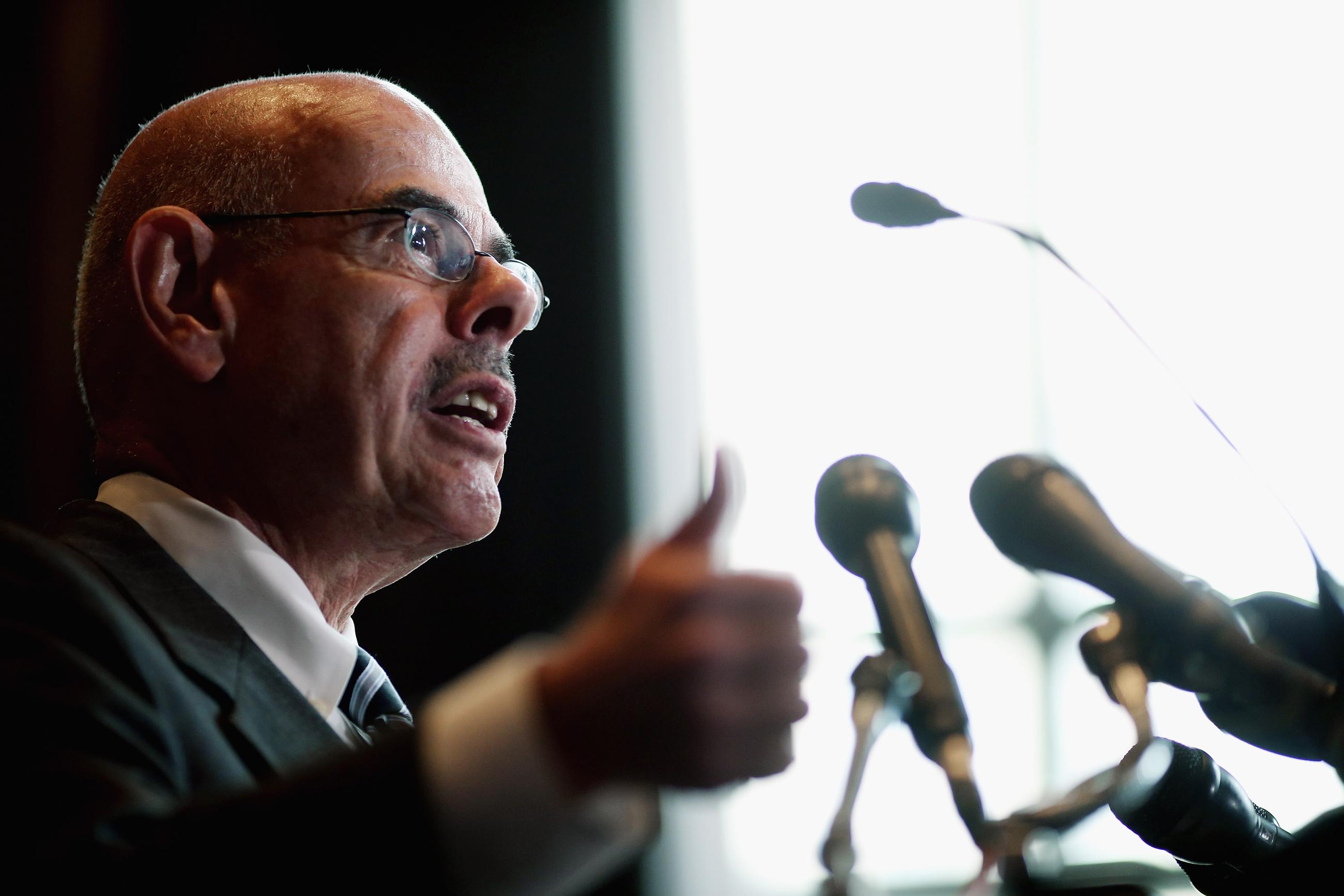Rep  Henry Waxman Is Retiring With $750,000 in the Bank