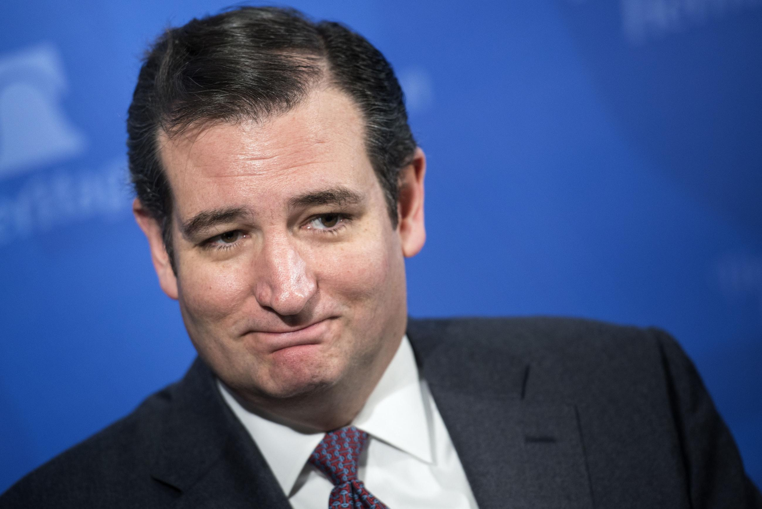 Ted Cruz Criticized Abortion Protesters for Chanting 'Hail Satan.' This Satanist Is Offended.