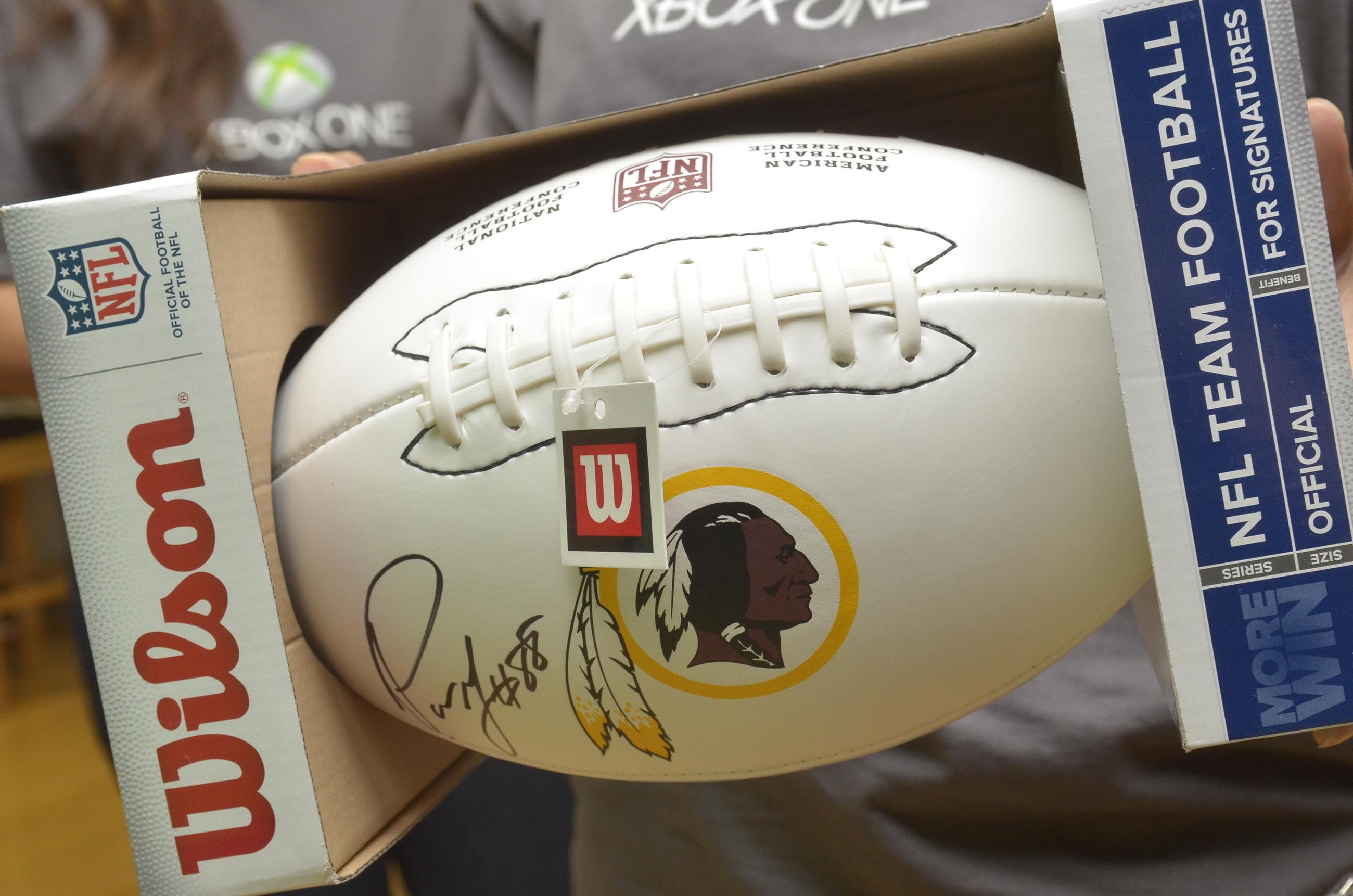 Lawmakers Threaten NFL's Tax-Exempt Status Over 'Redskins' Name