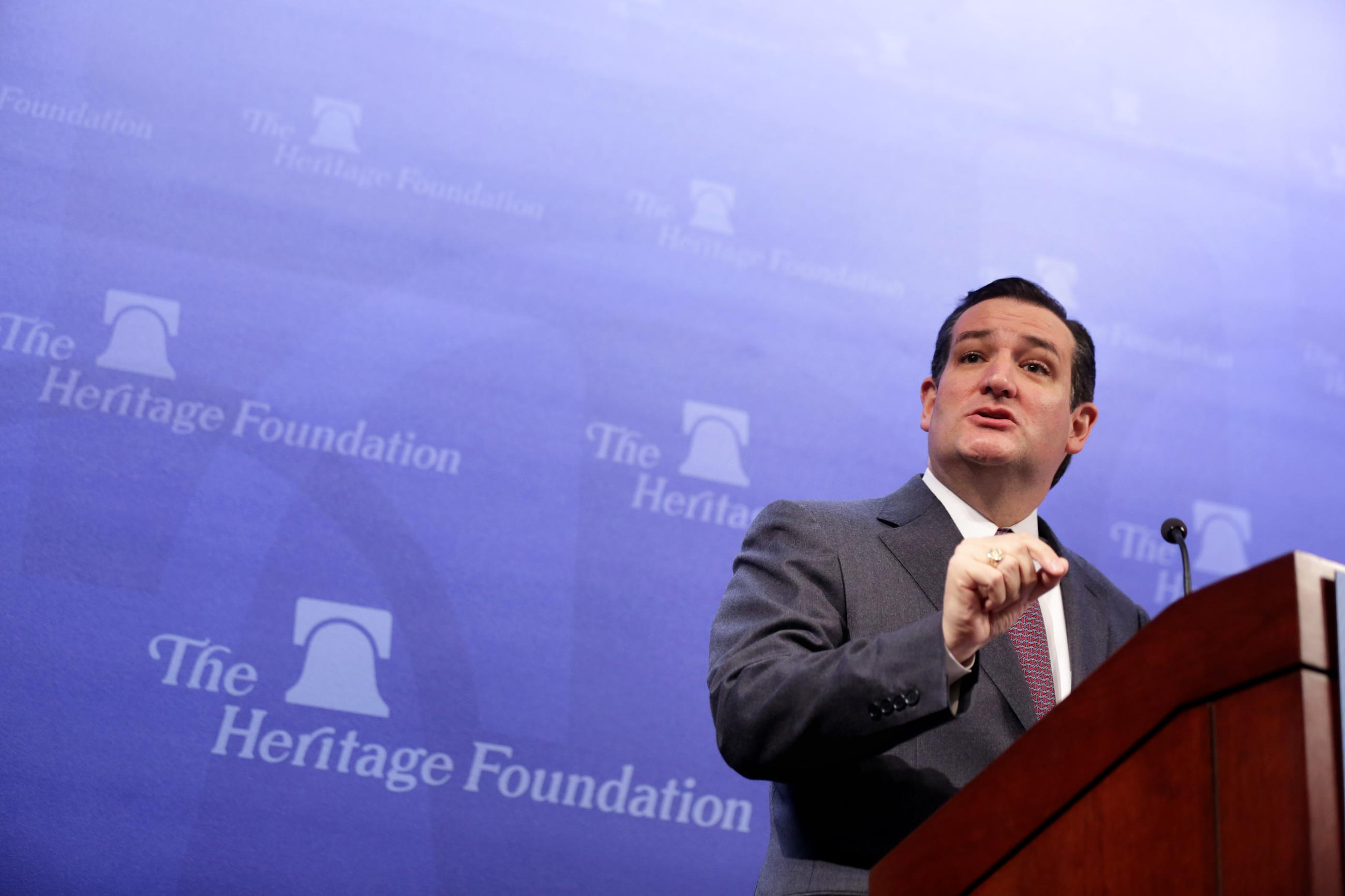 President Obama Just Signed a Ted Cruz Bill Into Law