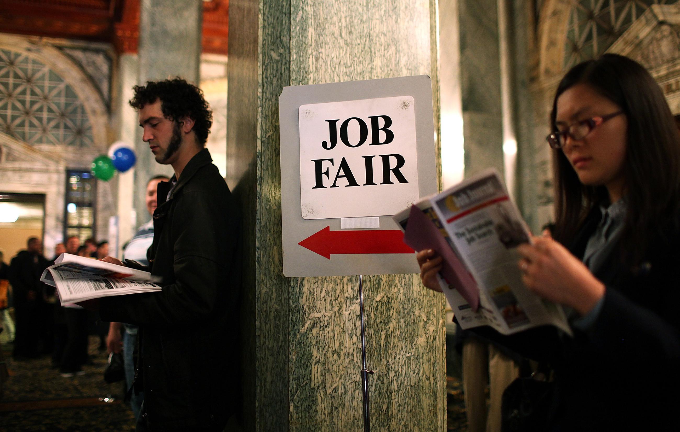 The Senate Has a Deal on Unemployment Insurance