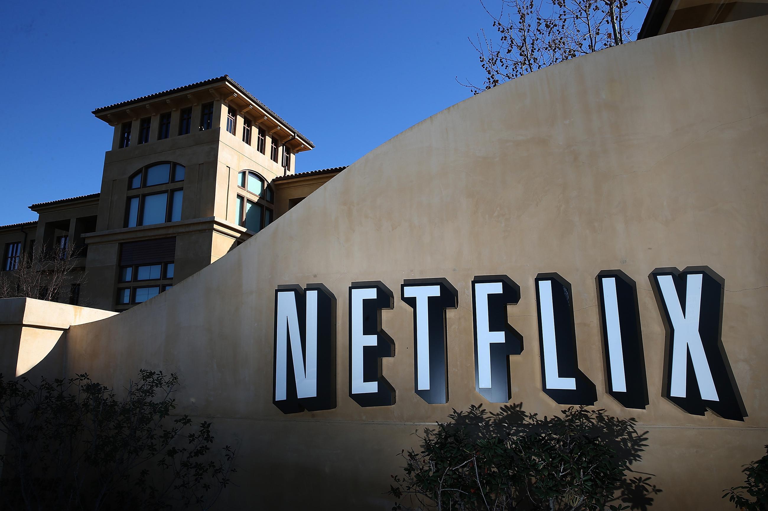 Netflix Fears 'Internet Tolls'
