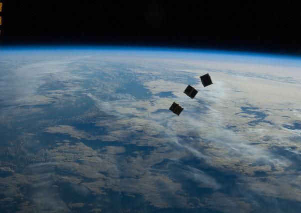 Coming Soon: Free Internet From Space