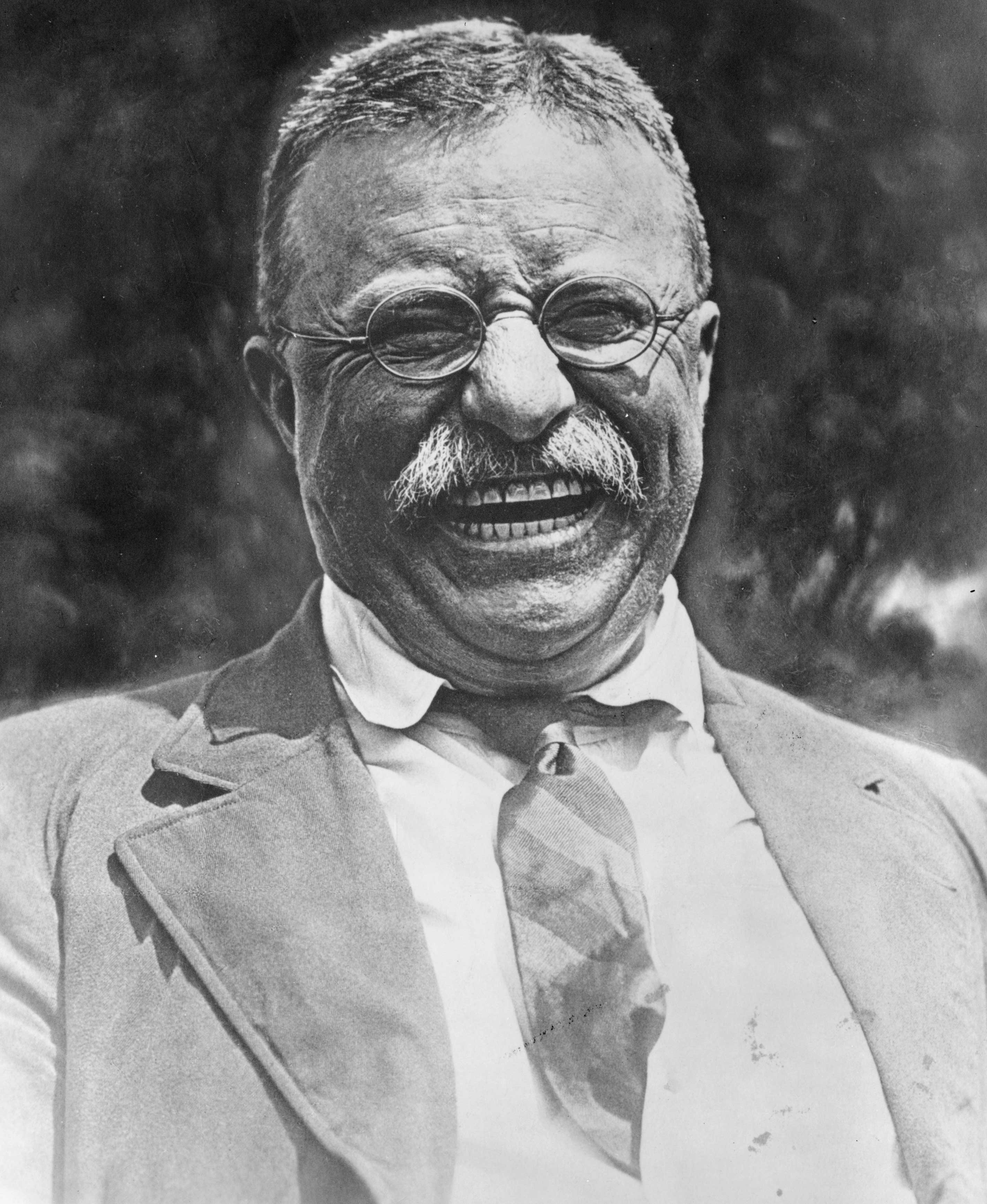 Some questions about Teddy Roosevelt?
