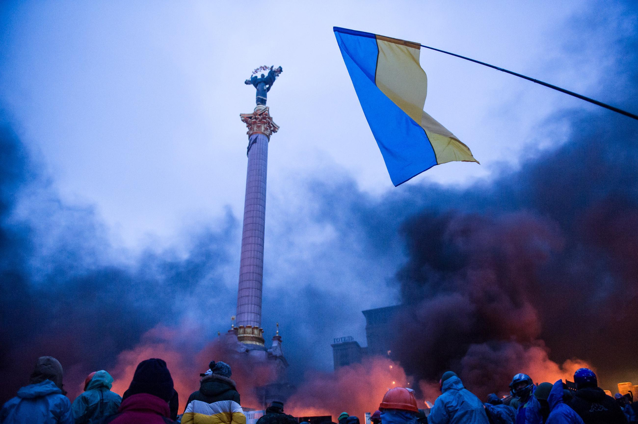 Ukraine and the Clash of Civilizations
