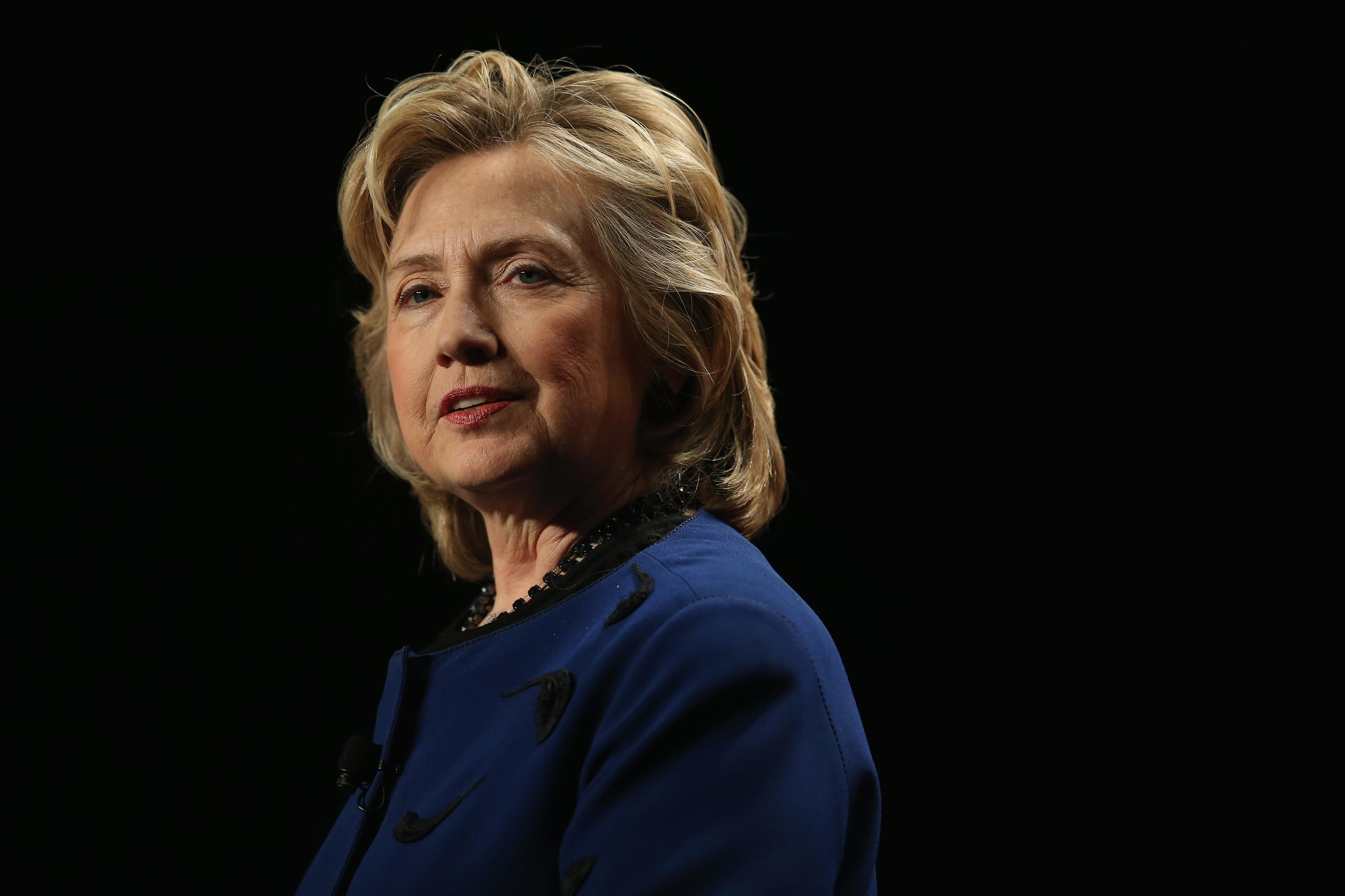 Anti-Hillary Group Brings in Half a Million Dollars