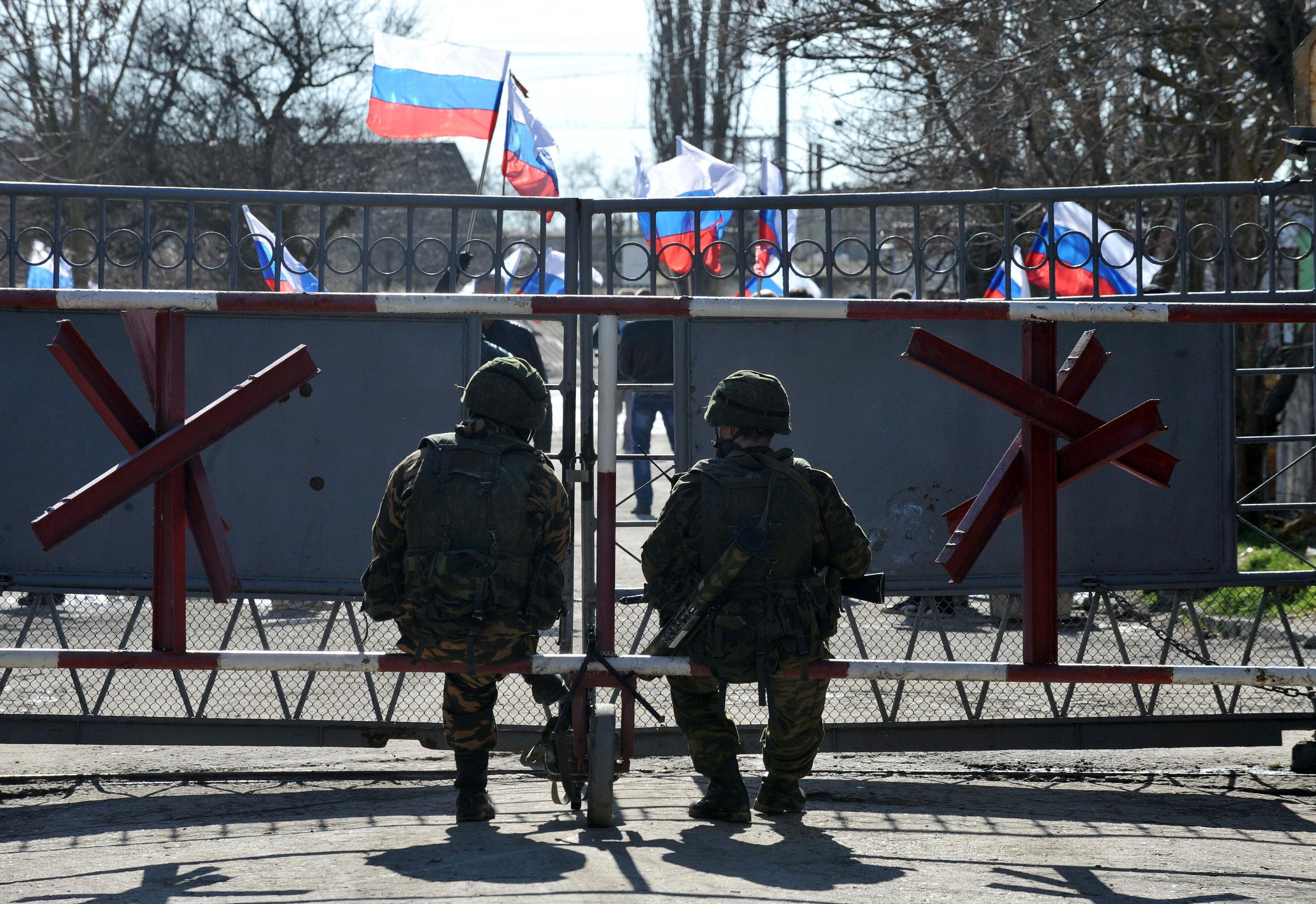 What Putin Fears Will Happen in Ukraine