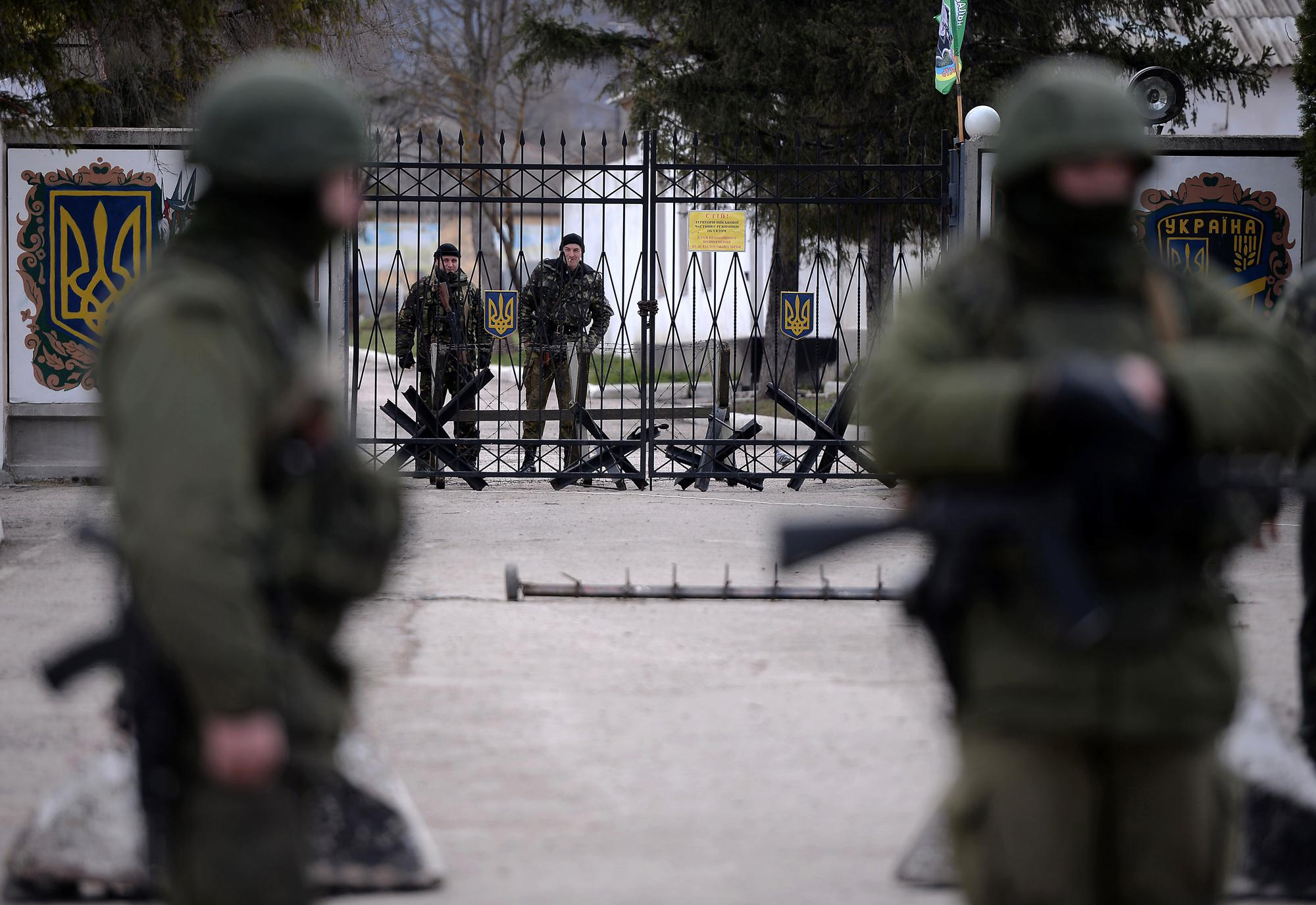 In Ukraine as in Syria, the 'Obama Doctrine' Rules: No Military Aid