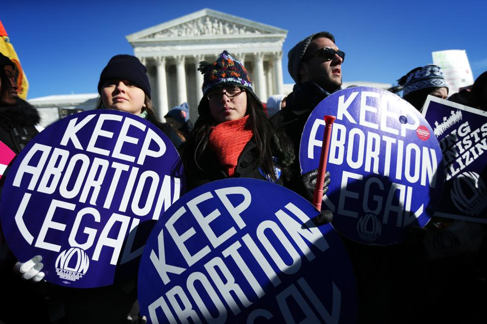 Why Abortion-Rights Activists Should Fear the Supreme Court