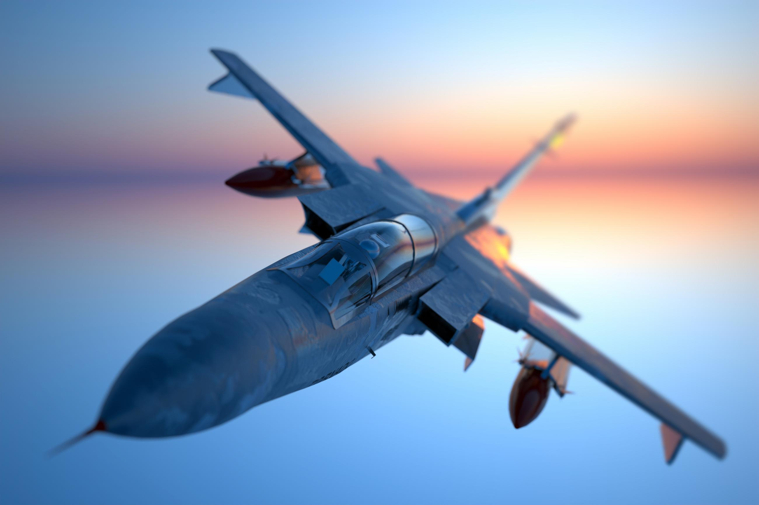 The Navy Just Turned Seawater Into Jet Fuel