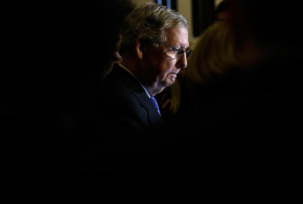 McConnell Introduces Bill to Reauthorize Patriot Act Until 2020