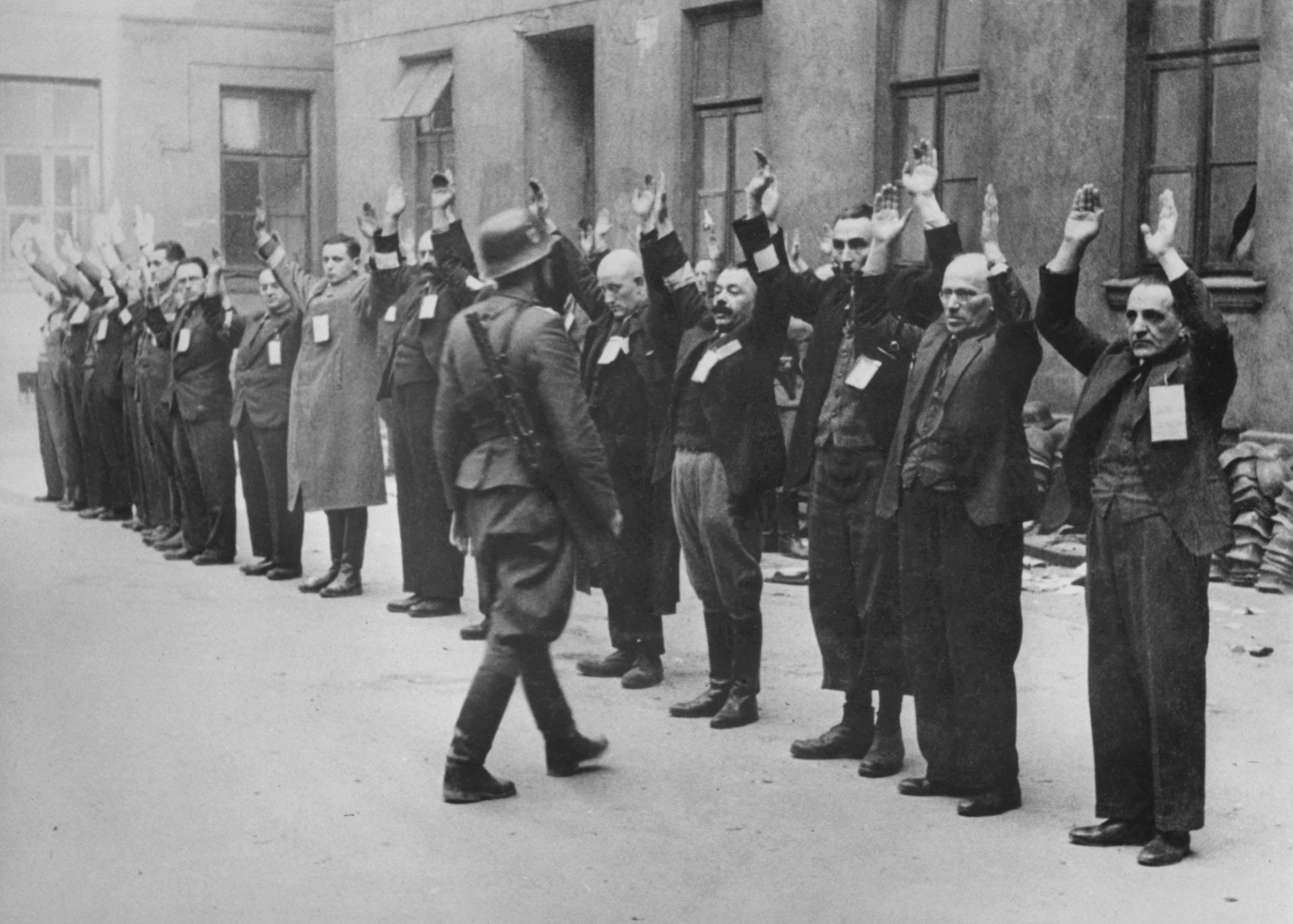 70 Years Later, Police Arrest Alleged Nazi in Philadelphia