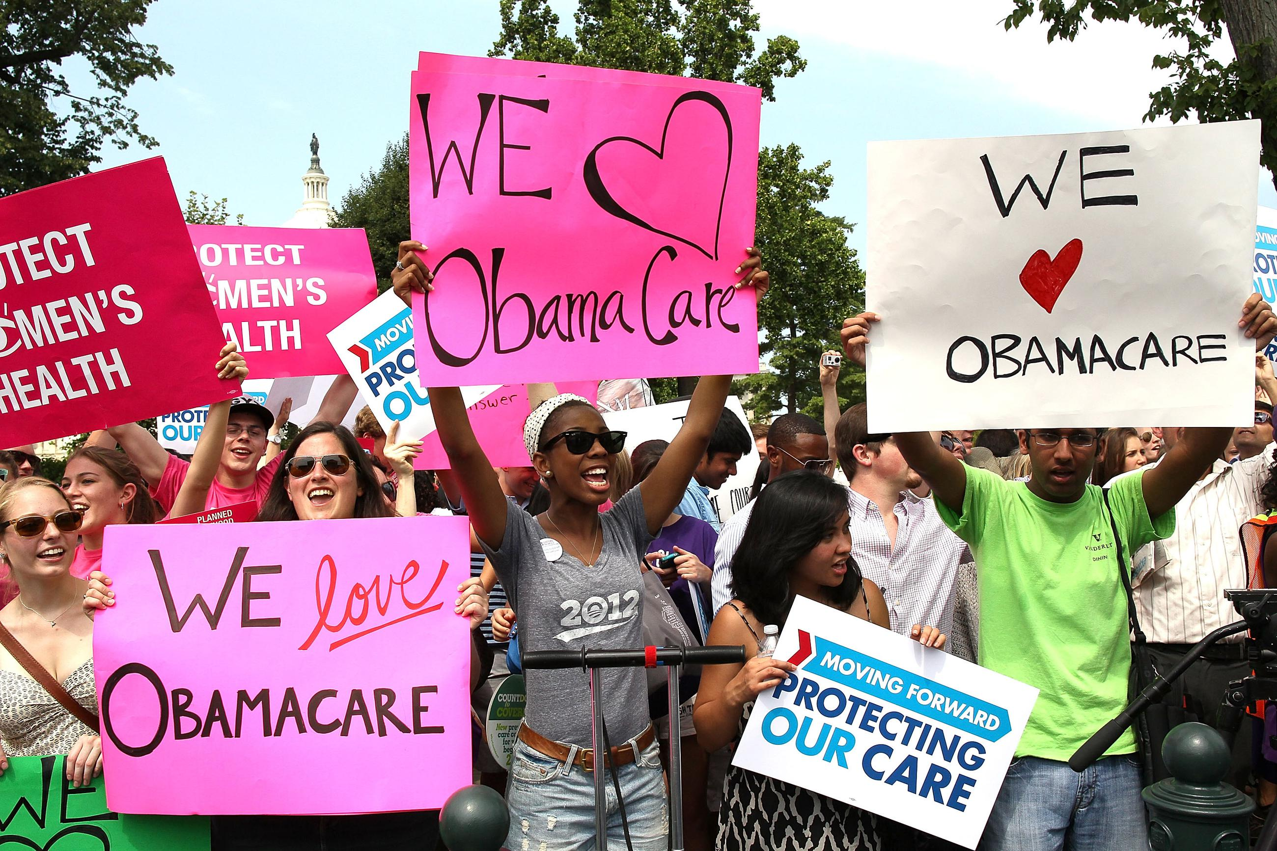 Poll: Most Americans Oppose Obamacare Repeal Despite Rollout Troubles